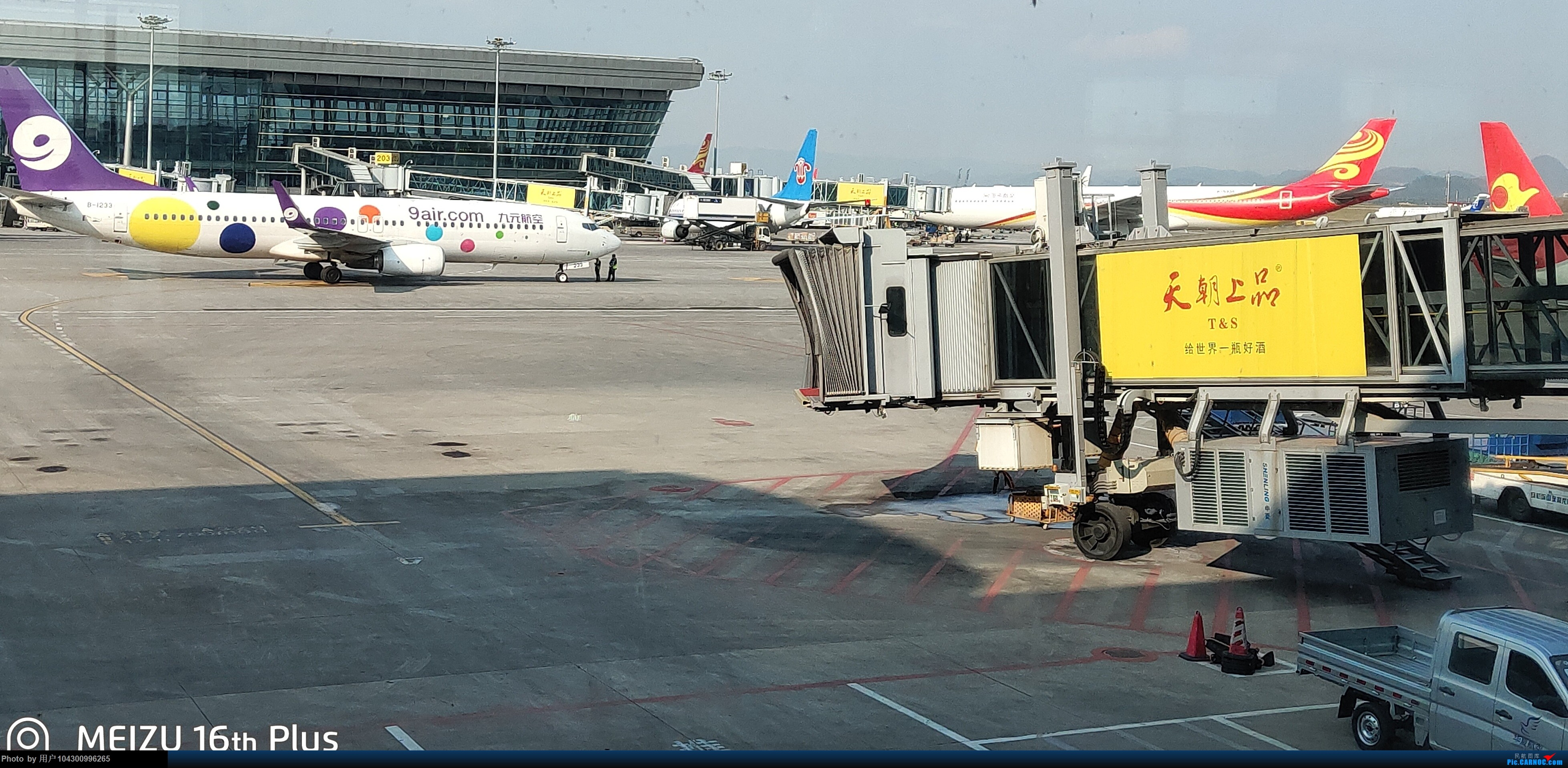 Re:[原创]囧途之贵阳--南京--杭州--贵阳 BOEING 737-800 B-1233 中国贵阳龙洞堡国际机场