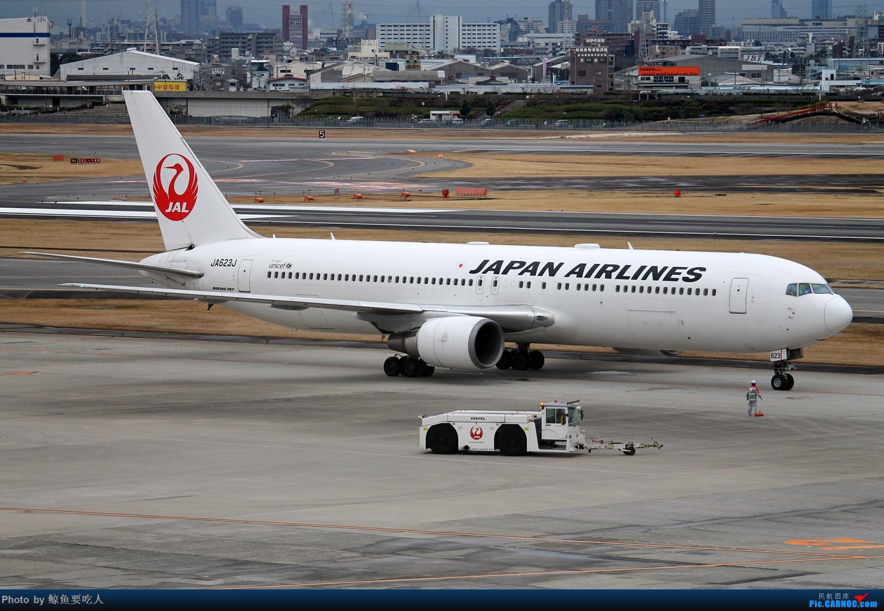 Re:[原创]1800*1200 【ITM】【KIX】日本关西五日自由行,大阪+京都+奈良 BOEING 767-300ER JA623J 日本伊丹机场