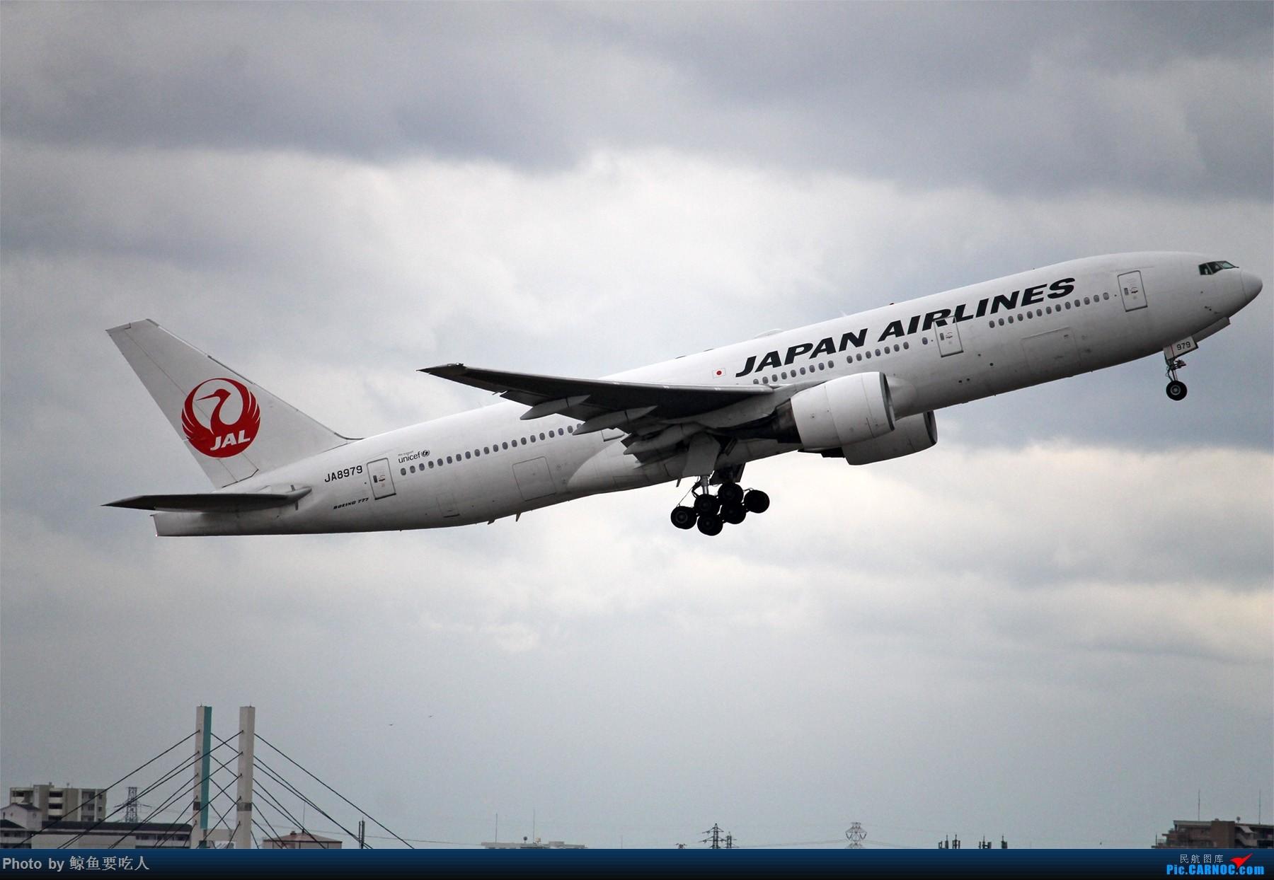 Re:[原创]1800*1200 【ITM】【KIX】日本关西五日自由行,大阪+京都+奈良 BOEING 777-200 JA8979 日本伊丹机场