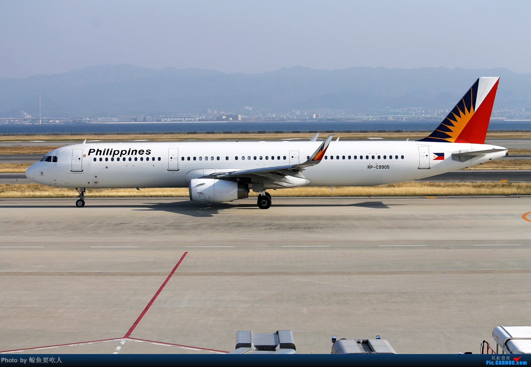 Re:[原创]1800*1200 【ITM】【KIX】日本关西五日自由行,大阪+京都+奈良 AIRBUS A321 RP-C9905 日本关西机场