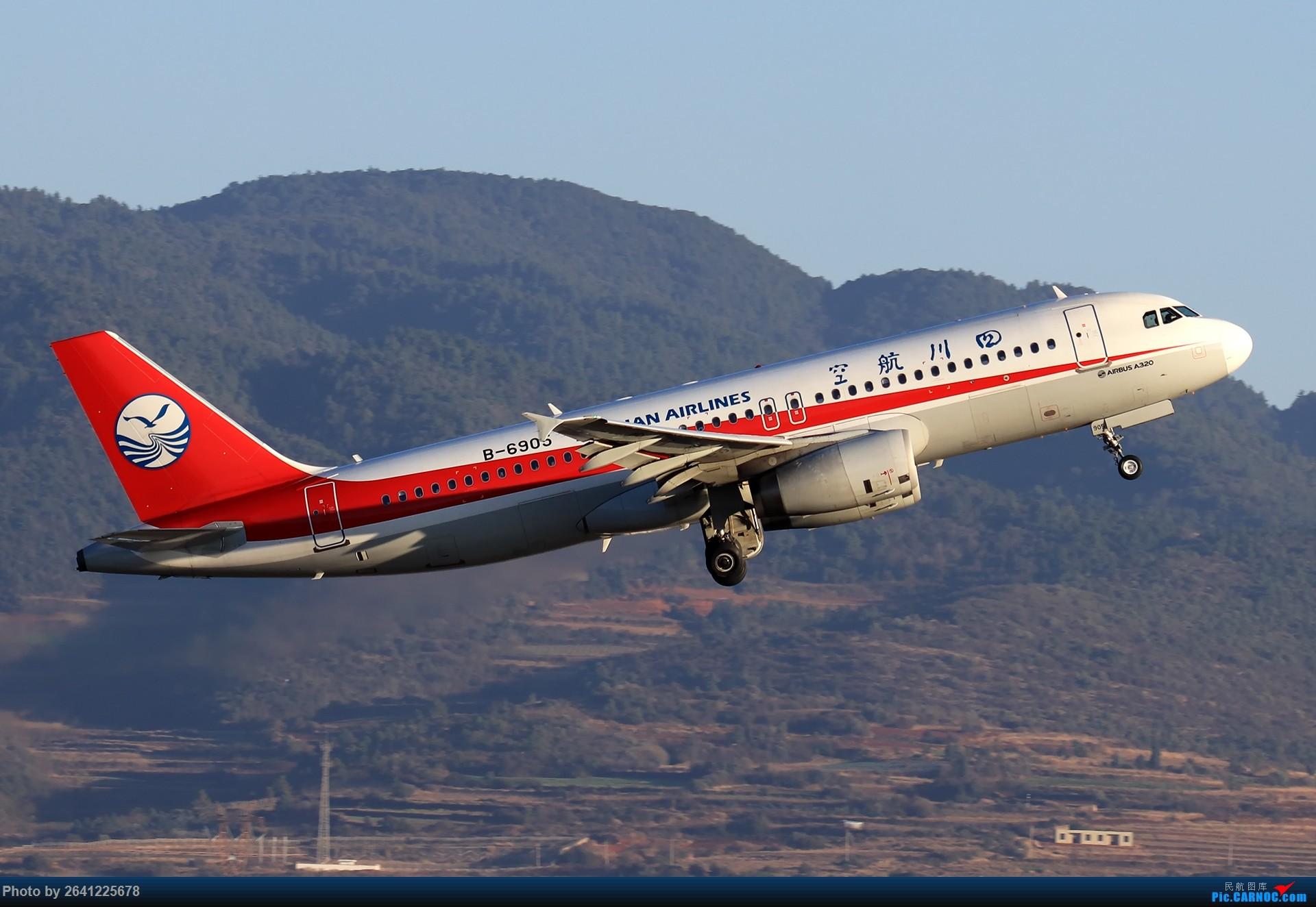 Re:[原创]再来一组昆明 AIRBUS A320-200 B-6905 中国昆明长水国际机场