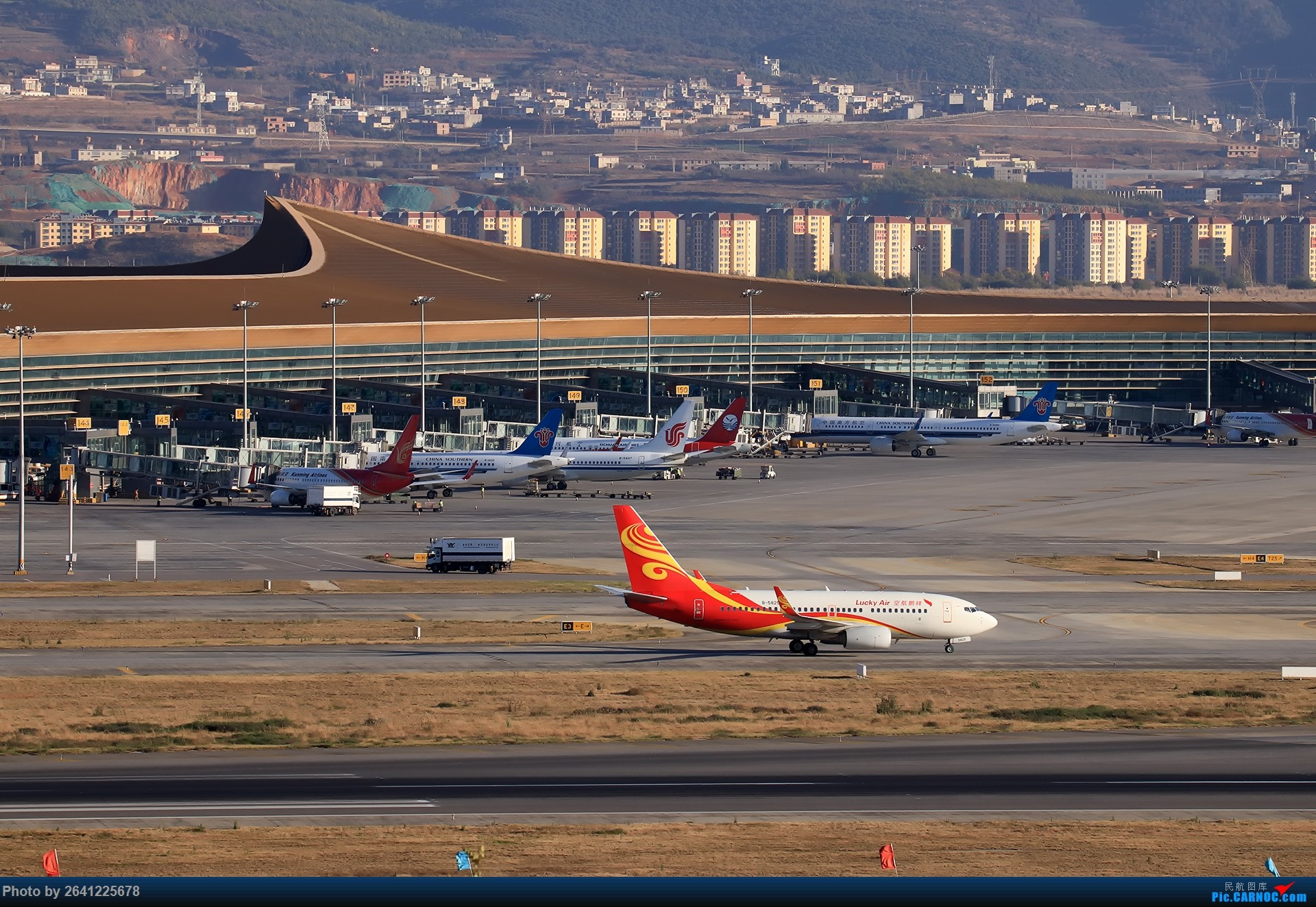 Re:[原创]再来一组昆明    中国昆明长水国际机场