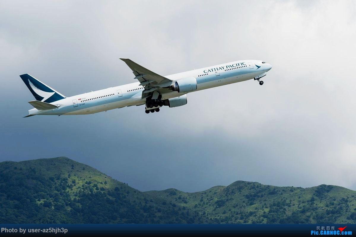Re:[原创]南环路拍机所见 BOEING 777-300ER B-KQB 香港国际机场