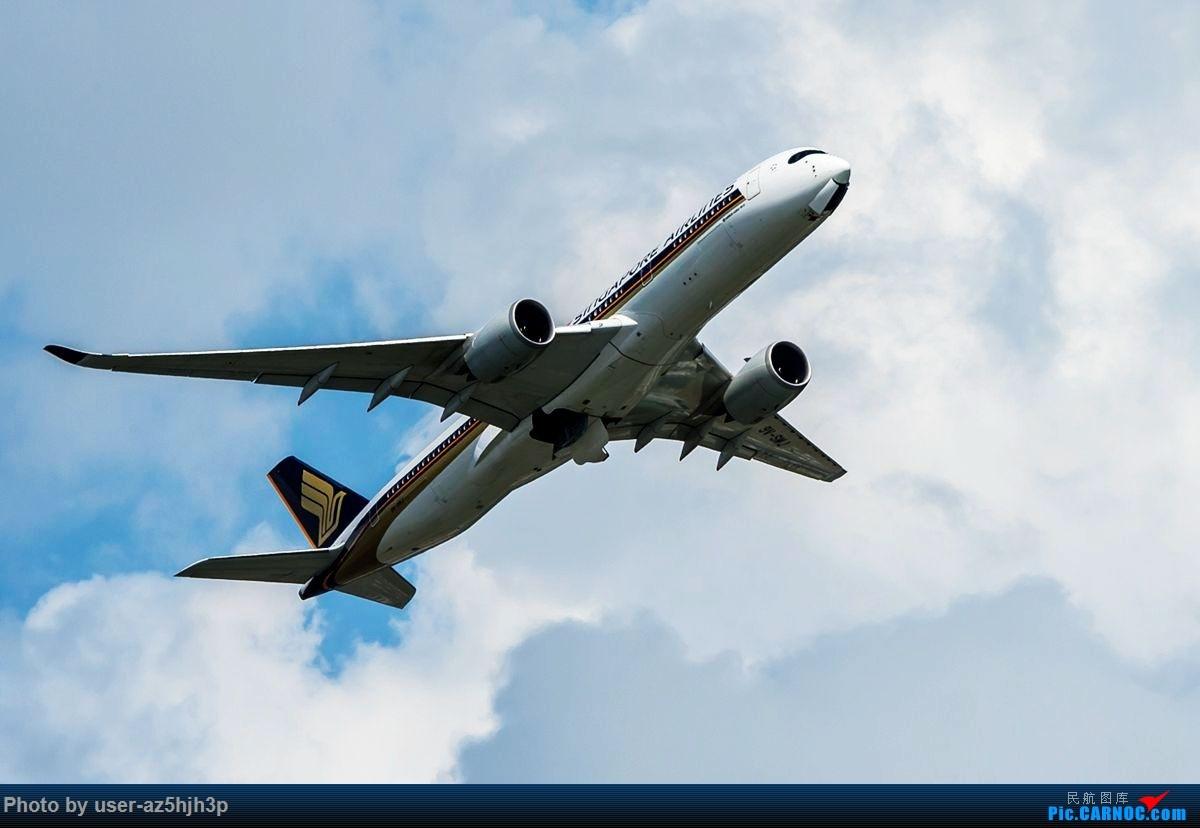 Re:[原创]南环路拍机所见 AIRBUS A350-900 9V-SMJ 香港国际机场