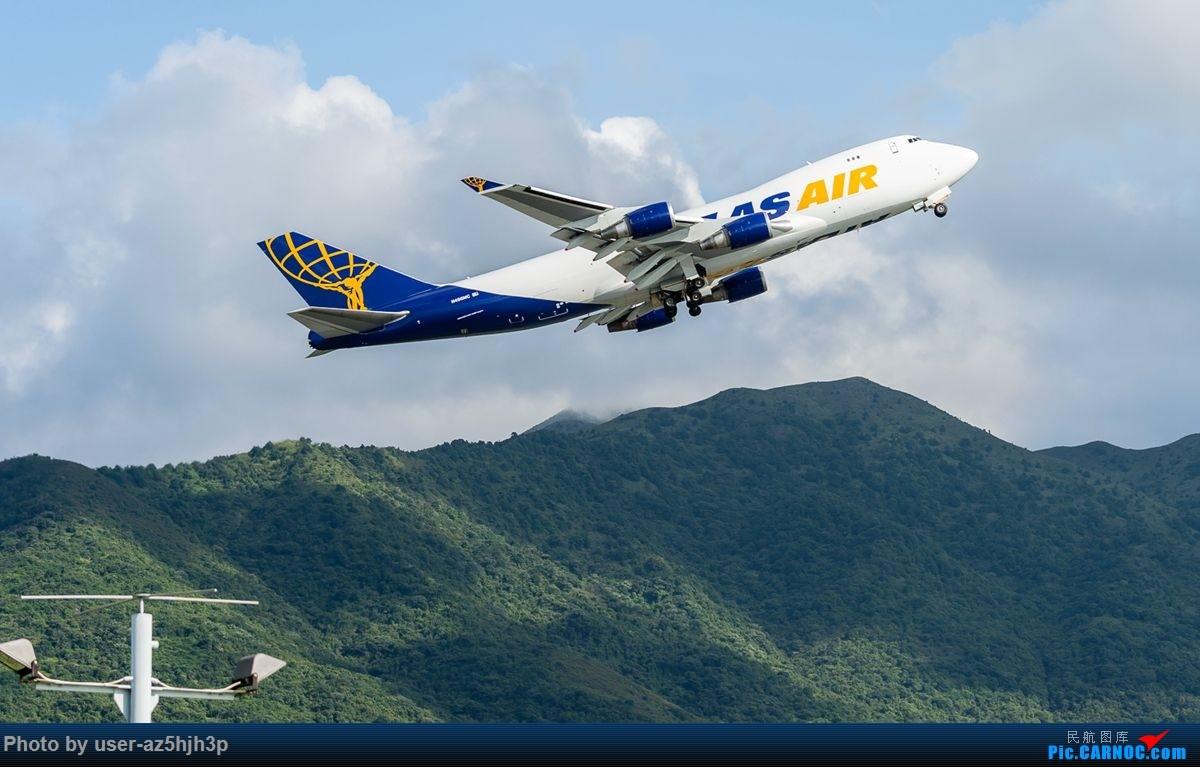 Re:[原创]南环路拍机所见 BOEING 747-400 N496MC 香港国际机场