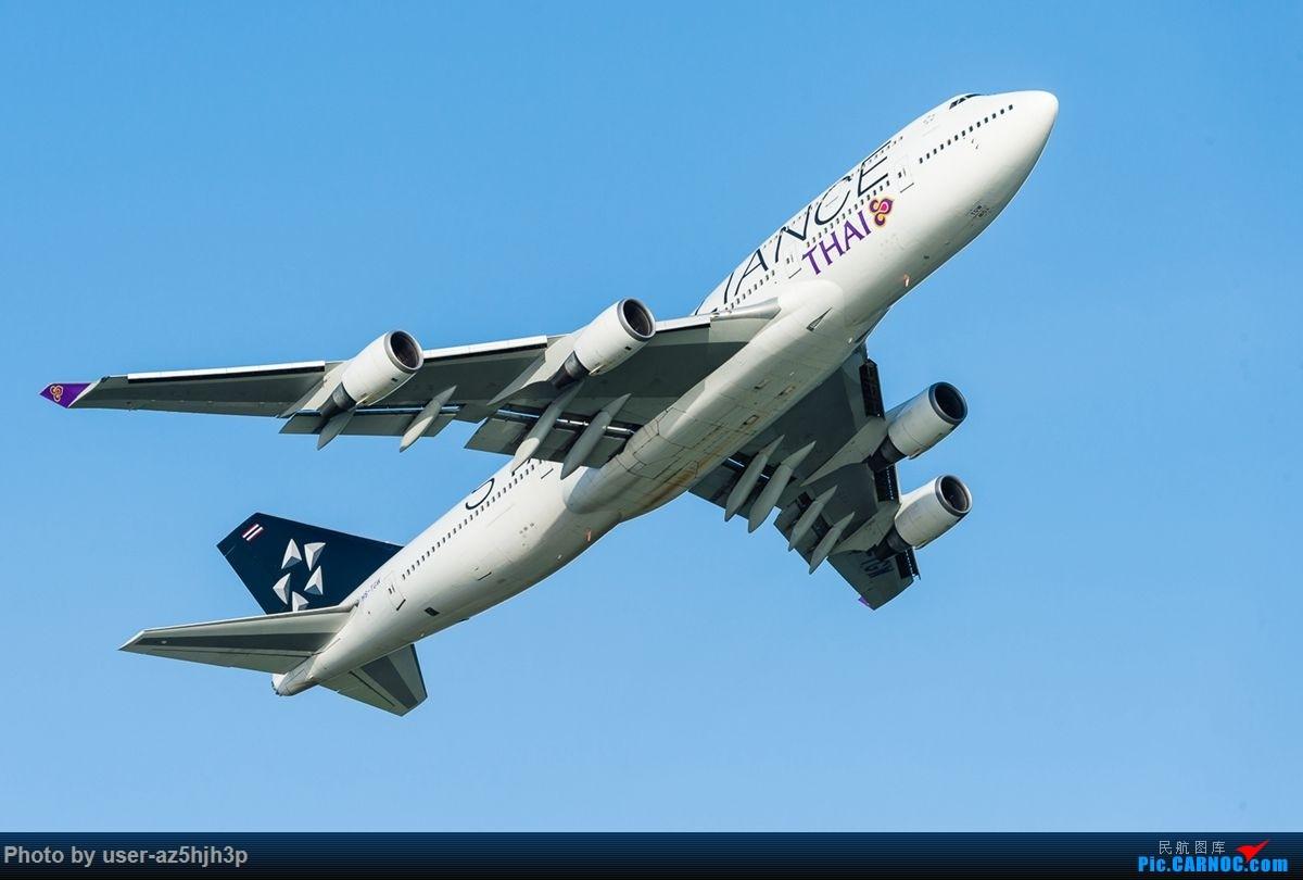 Re:[原创]南环路拍机所见 BOEING 747-400 HS-TGW 香港国际机场