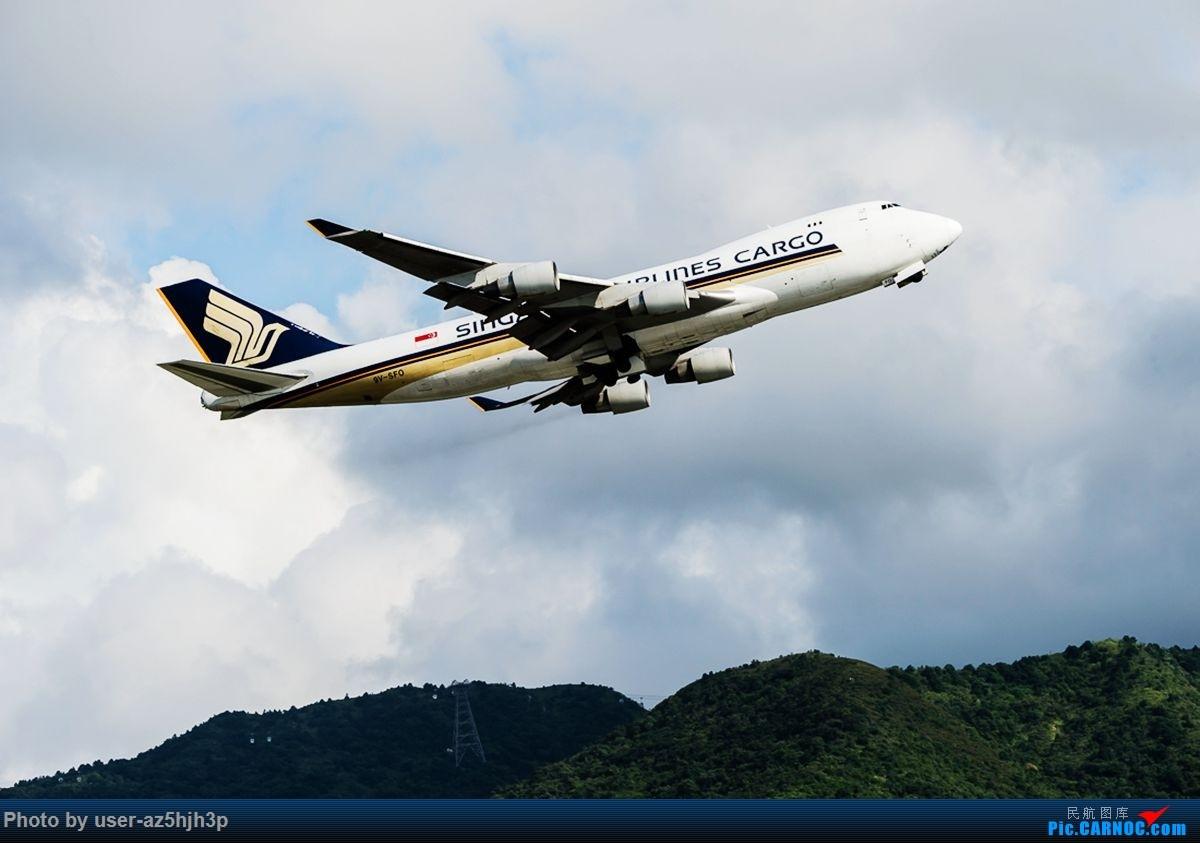 Re:[原创]南环路拍机所见 BOEING 747-412F 9V-SFO 香港国际机场