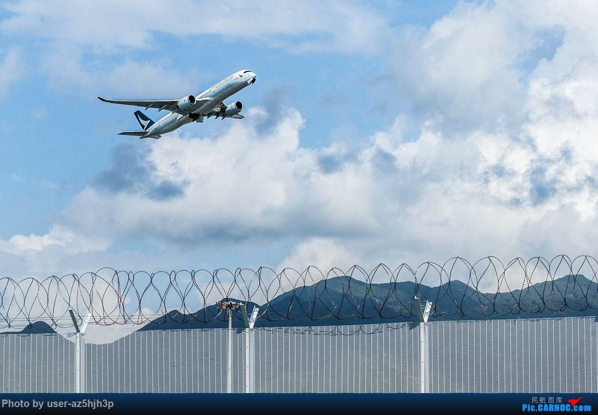 Re:[原创]南环路拍机所见 AIRBUS A350-900 B-LRB 香港国际机场