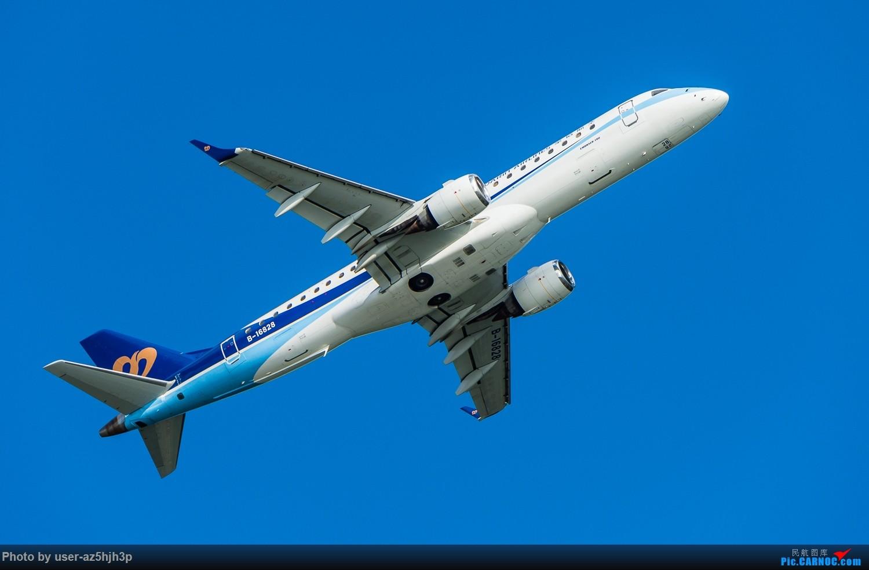 Re:[原创]南环路拍机所见 EMBRAER ERJ-190 B-16826 香港国际机场