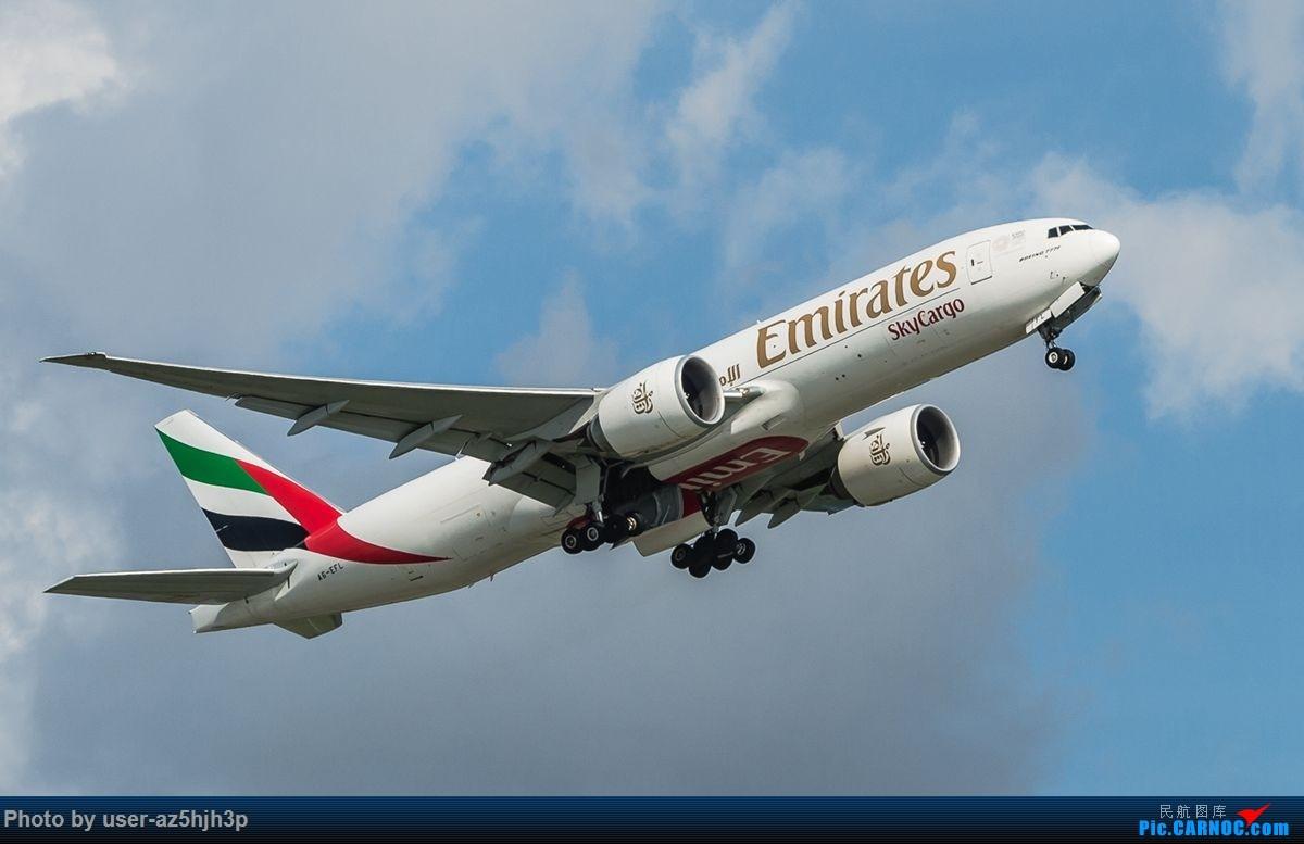 Re:[原创]南环路拍机所见 BOEING 777F A6-EFL 香港国际机场