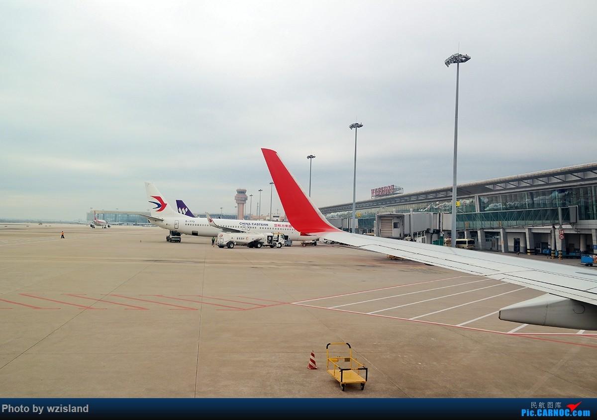Re:[原创]【泰利飛行記45】MU主力机型运转记:温州-三亚-浦东-福州-浦东-温州,738/763ER/321/77W/332,4天3夜折腾之旅