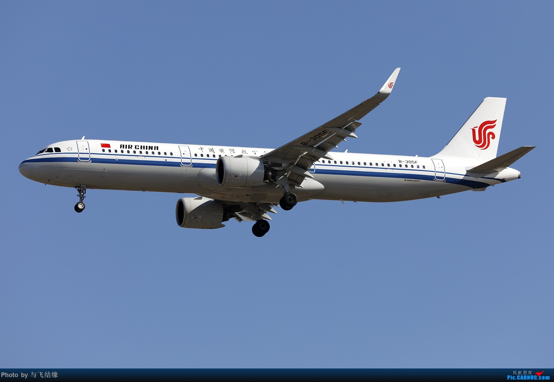 Re:[原创]以色列航空波音777-200、加拿大航空波音77W新装、国航最新空客350-900. AIRBUS A321NEO B-305F 中国北京首都国际机场