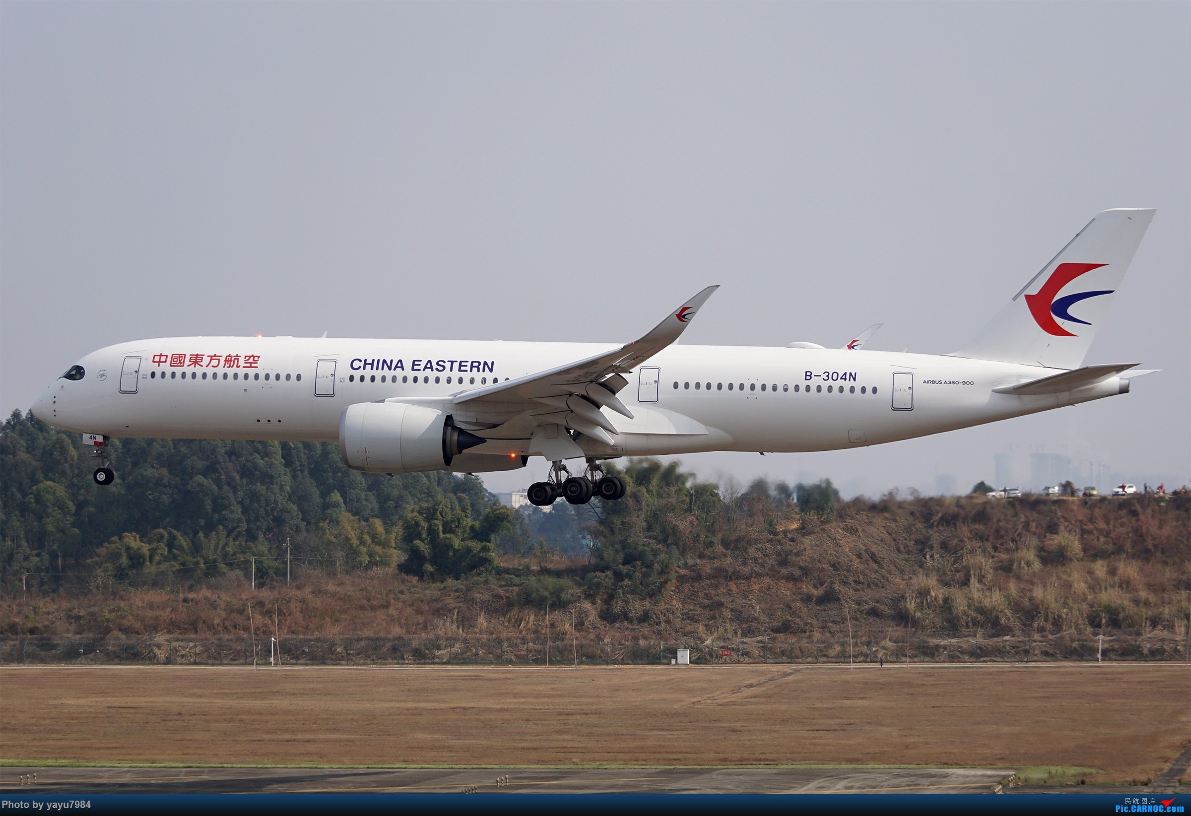 Re:[原创][CTU] 成卢兹02R拍机集锦 AIRBUS A350-900 B-304N 中国成都双流国际机场