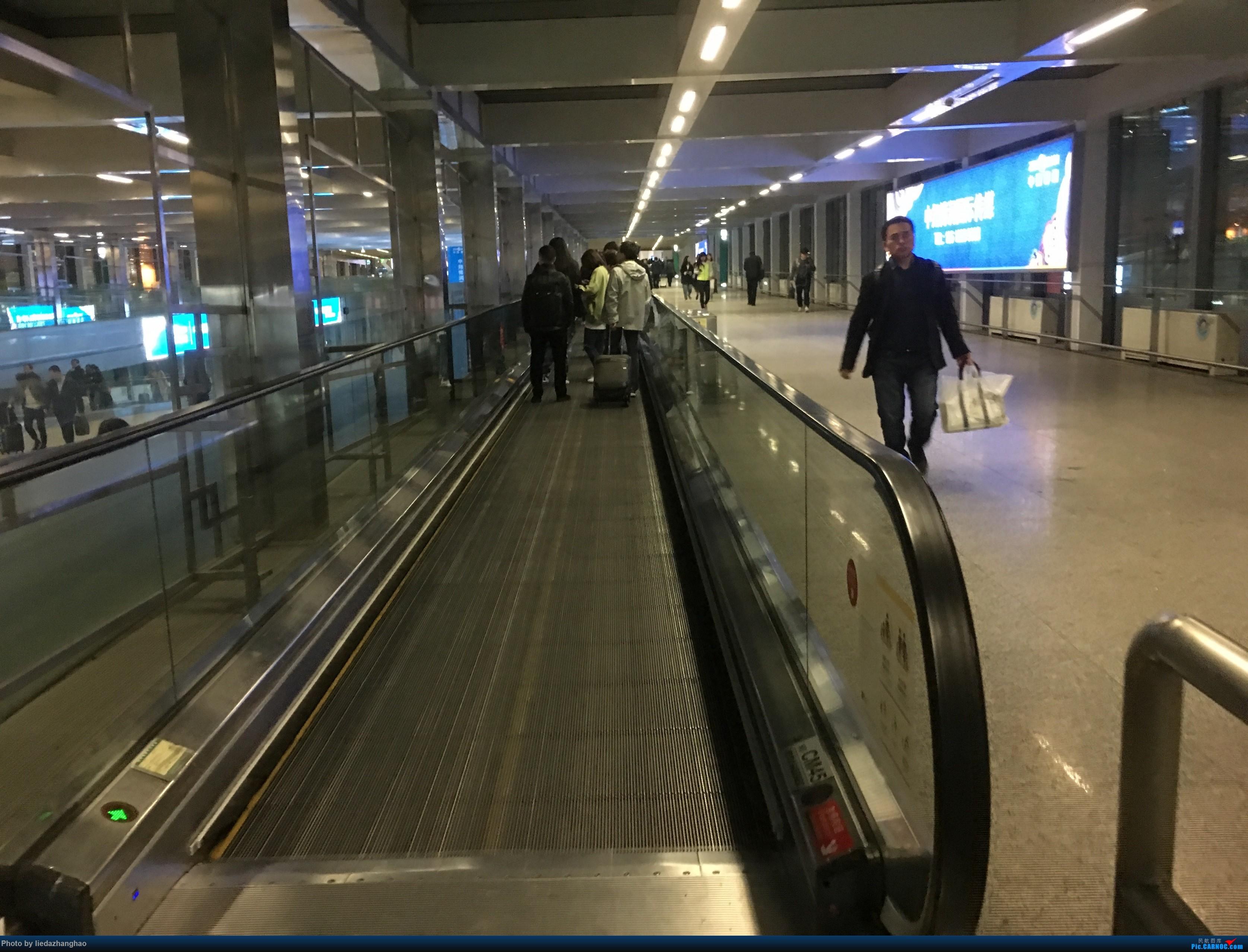 Re:[原创]PEK-CKG-PEK游记    中国北京首都国际机场