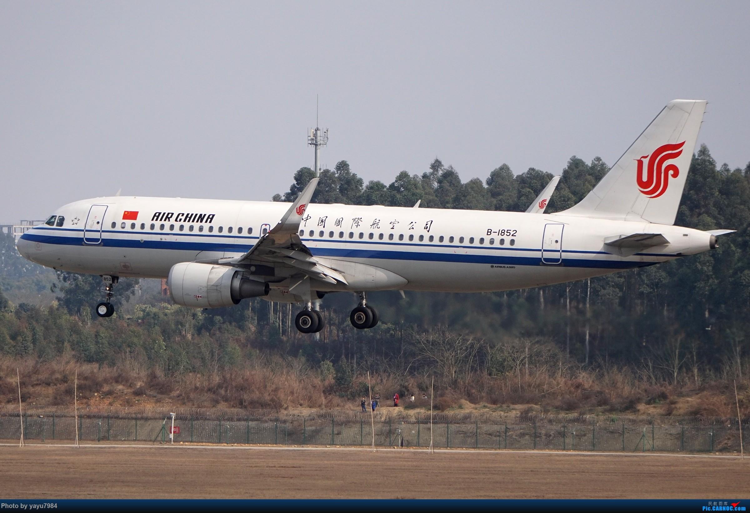 Re:[原创][CTU] 成卢兹02R拍机集锦 AIRBUS A320-200 B-1852 中国成都双流国际机场