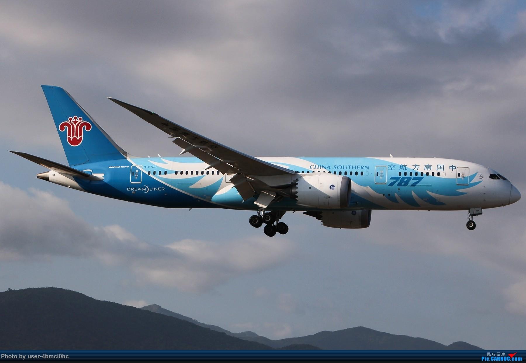 [原创]梦想787 BOEING 787-8 B-2788 中国三亚凤凰国际机场