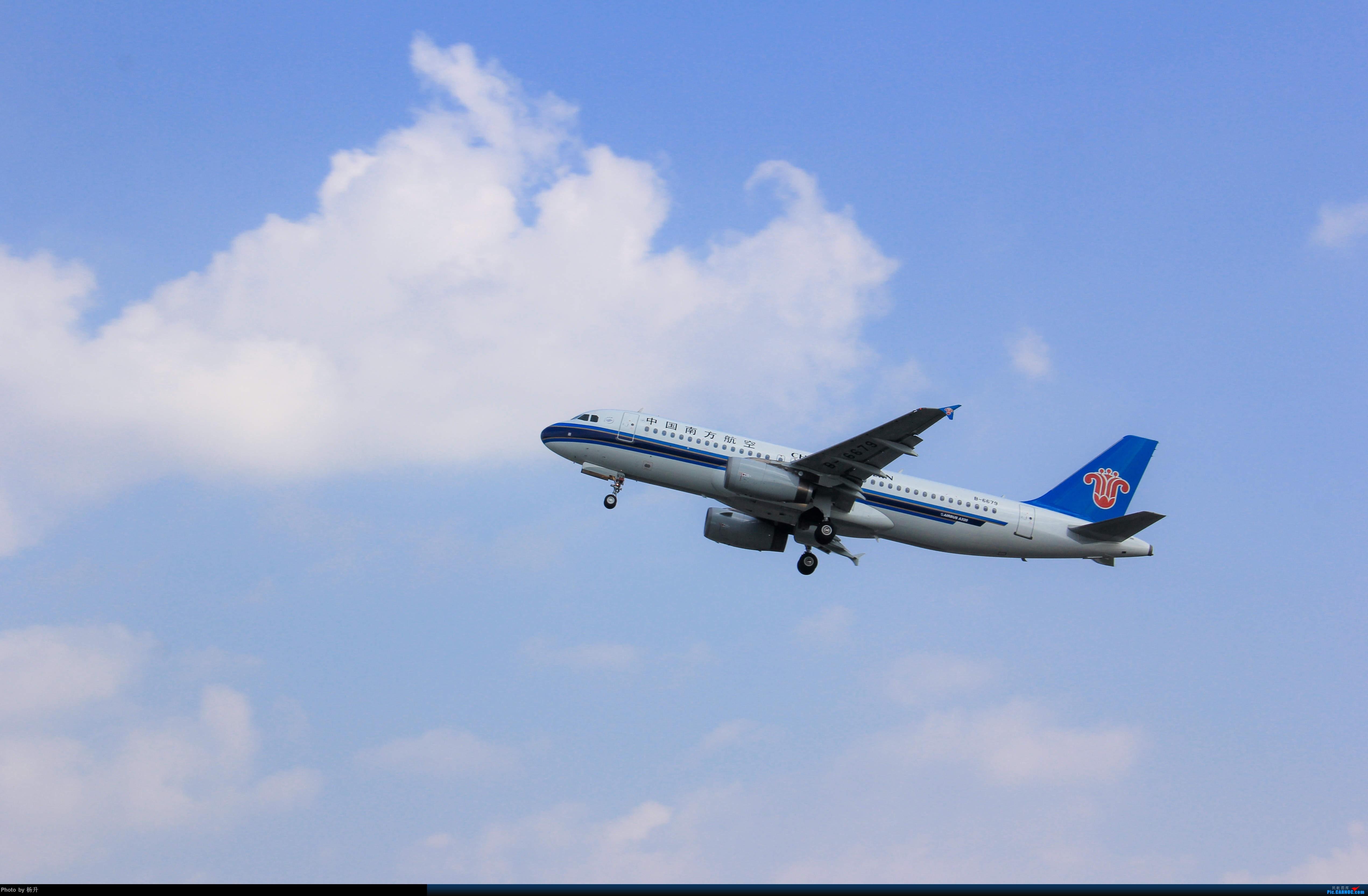 [原创]【SHE】沈阳桃仙国际机场拍机 更新啦 AIRBUS A320-200 B-6679 中国沈阳桃仙国际机场