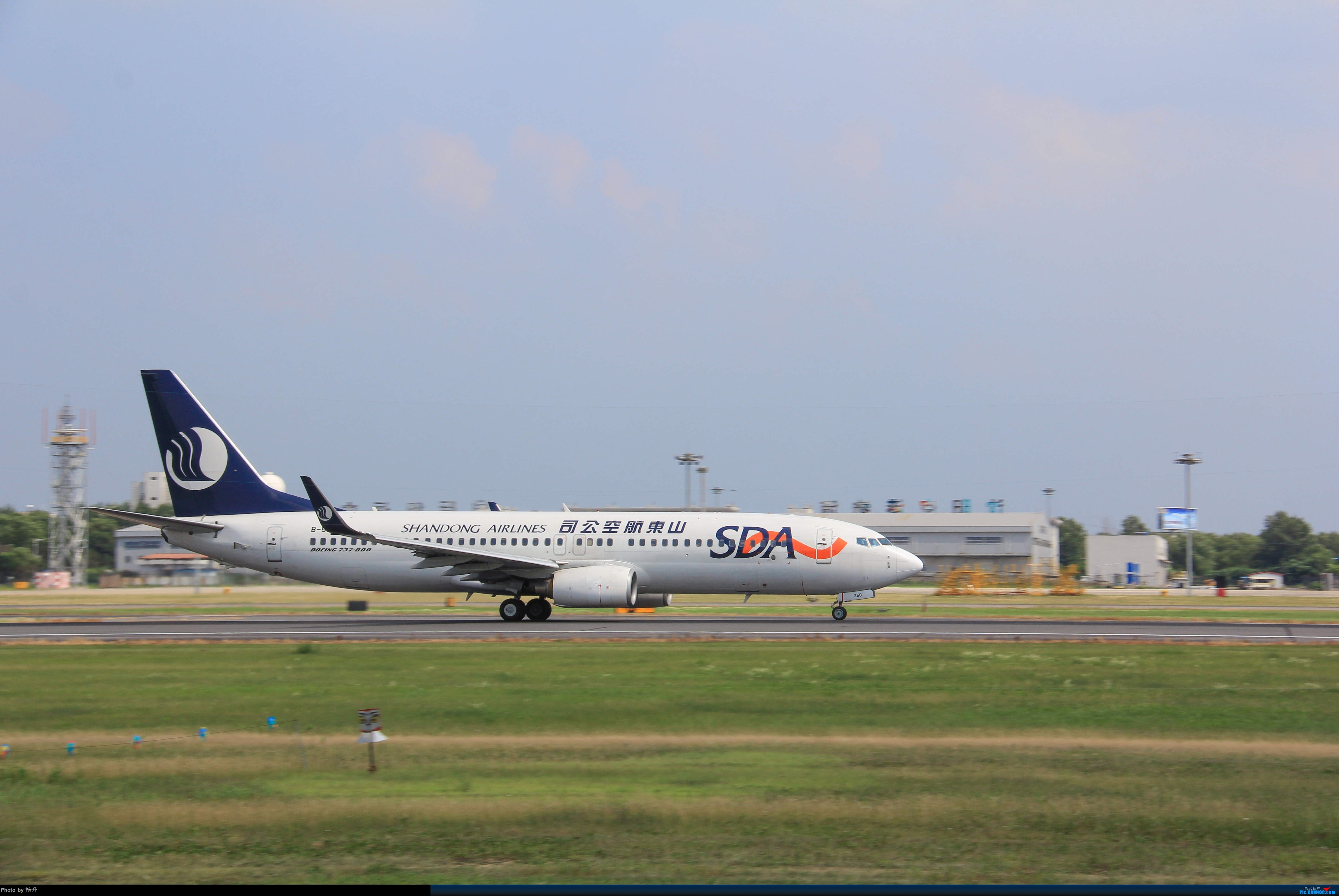 Re:[原创]【SHE】沈阳桃仙国际机场拍机 BOEING 737-800 B-5350 中国沈阳桃仙国际机场