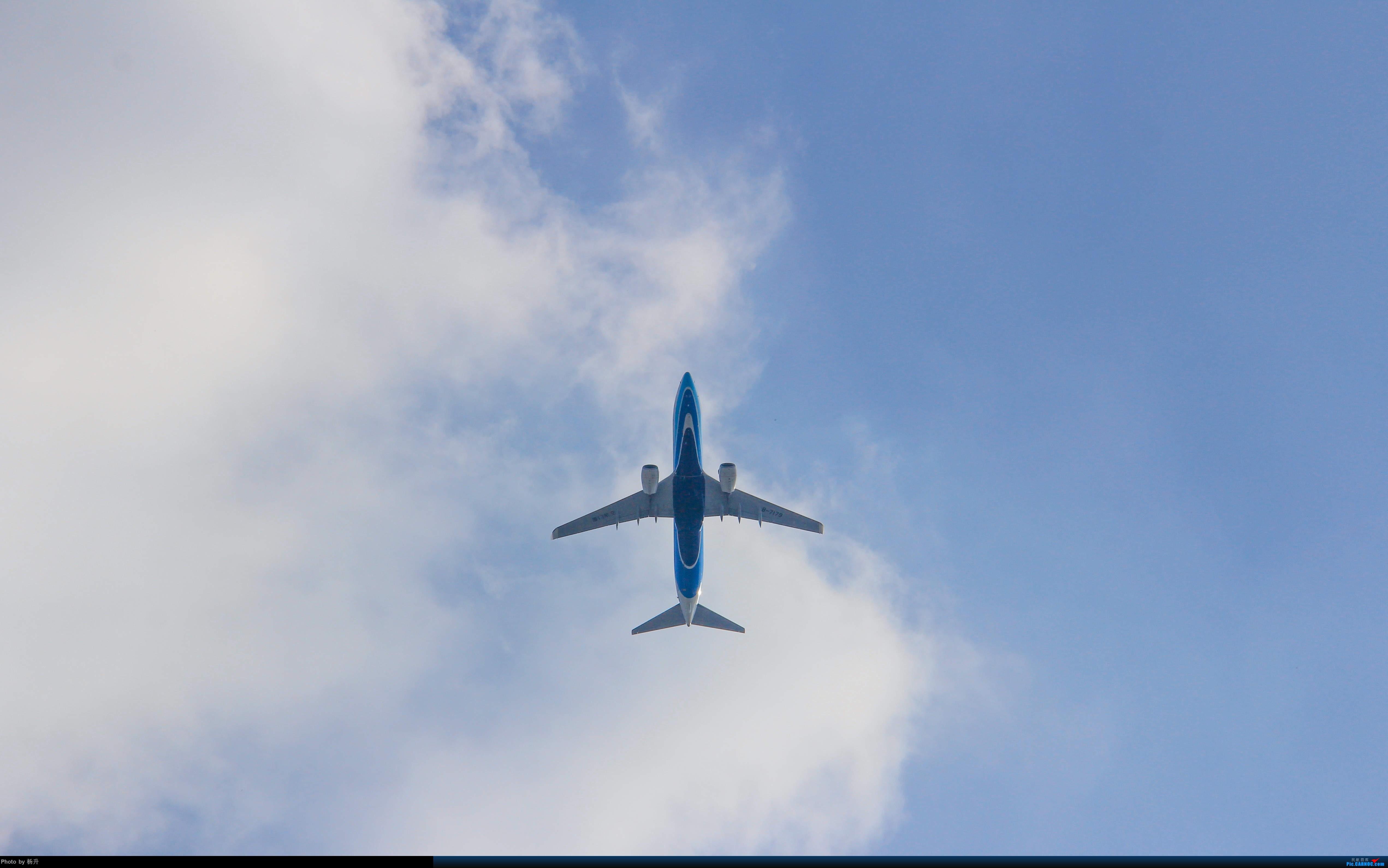 Re:[原创]【SHE】沈阳桃仙国际机场拍机 BOEING 737-800 B-7179 中国沈阳桃仙国际机场