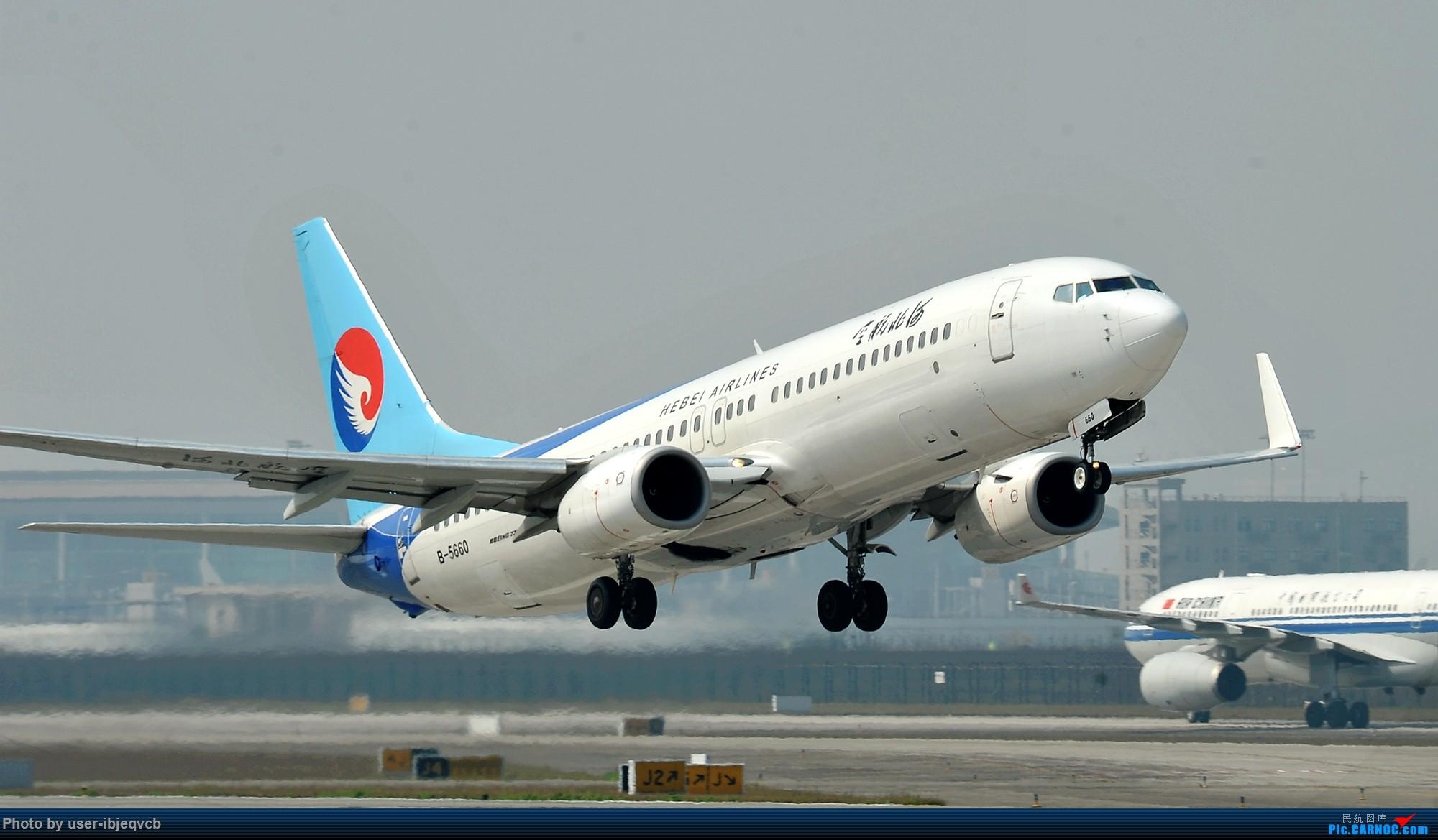 [原创]今天终于加入组织了,初来乍到,请多包涵 BOEING 737-800 B-5660 重庆江北国际机场
