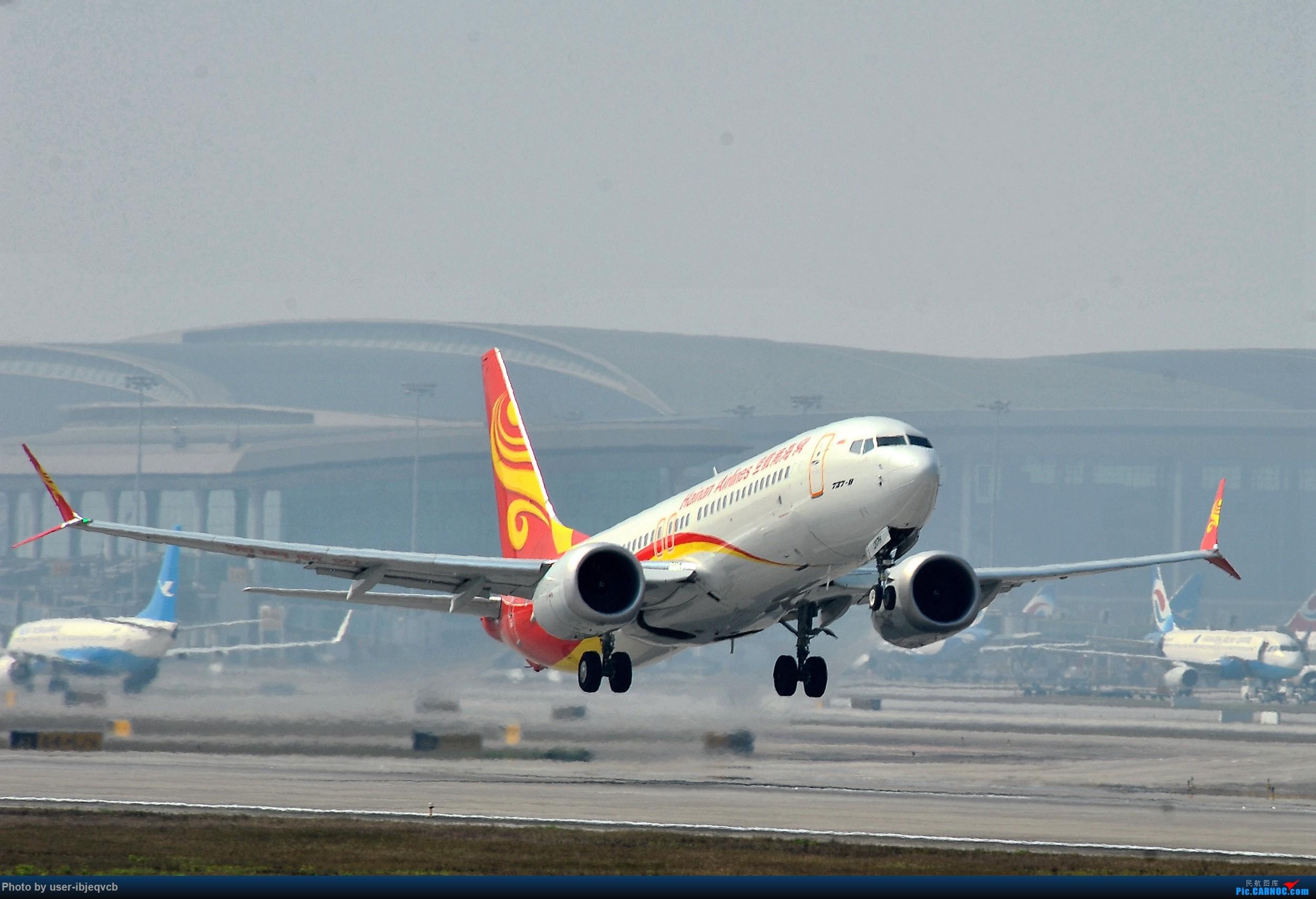 Re:[原创]今天终于加入组织了,初来乍到,请多包涵 BOEING 737MAX-8 B-207H 重庆江北国际机场