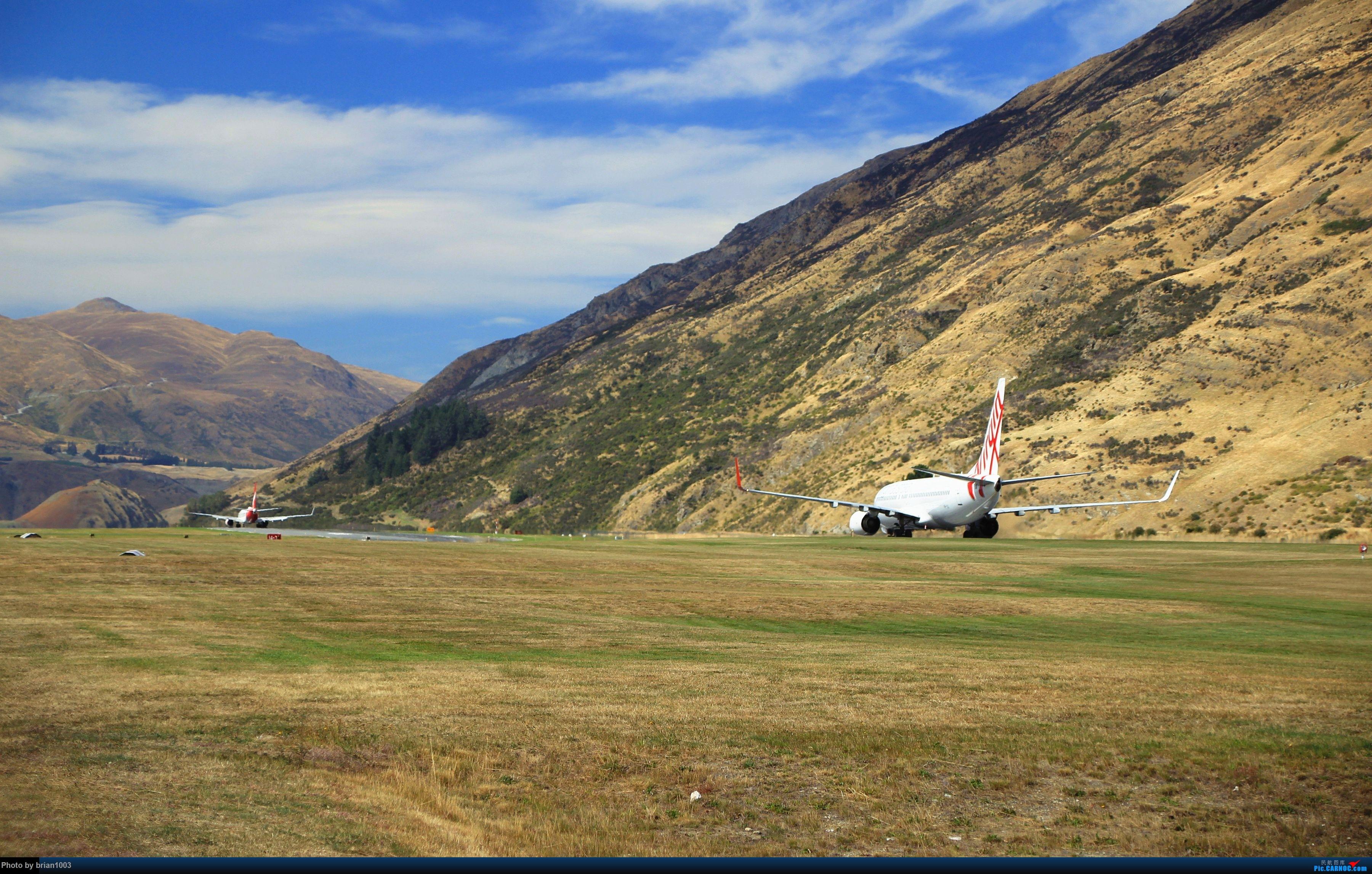 Re:[原创]CZ3347-CZ617-JQ292-CZ306-CZ659,中土之国屌丝舱自驾流水账    新西兰皇后镇机场