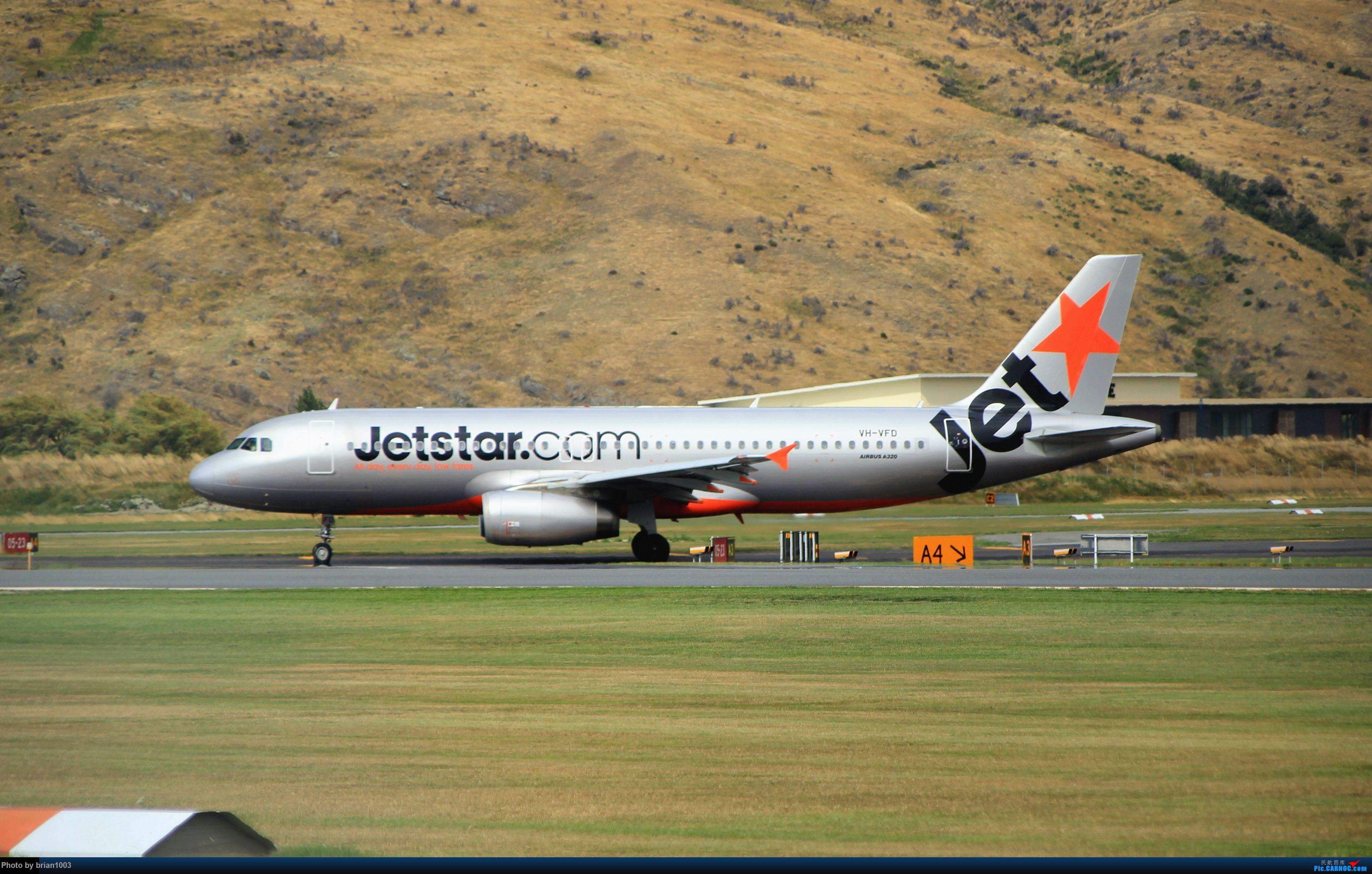 Re:[原创]CZ3347-CZ617-JQ292-CZ306-CZ659,中土之国屌丝舱自驾流水账 AIRBUS A320 VH-VFD