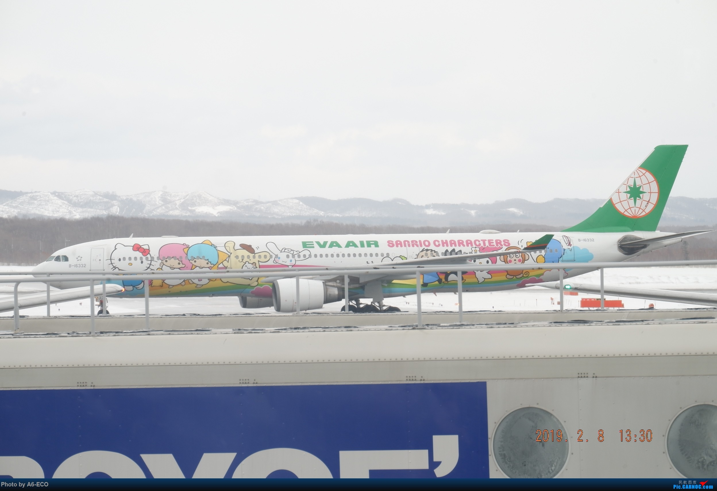 [原创]MAX停飞的第九天...... AIRBUS A330-300 B-16332 日本新千岁机场