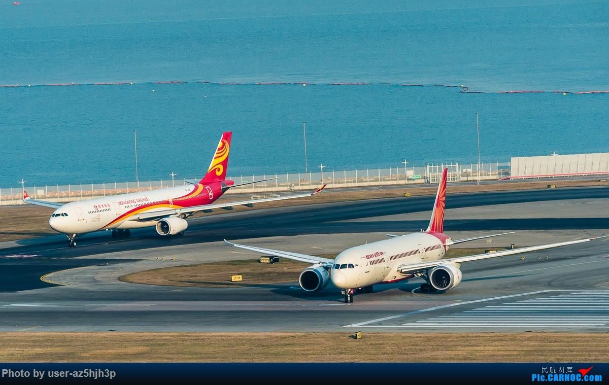 Re:[原创]沙螺湾拍地面飞机 BOEING 787-8 VT-ANR 香港国际机场