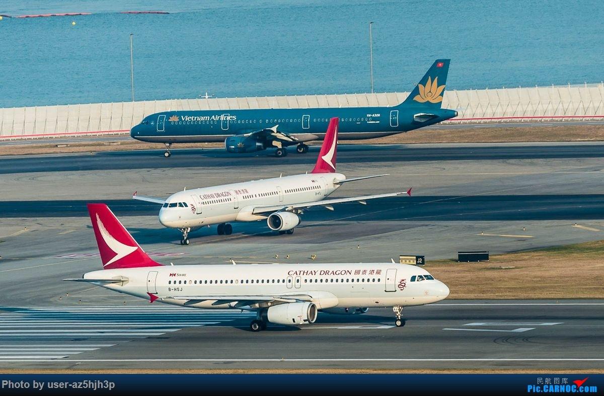 Re:[原创]沙螺湾拍地面飞机 AIRBUS A320-200 B-HSJ 香港国际机场