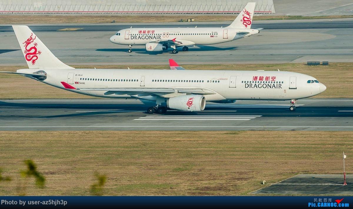 Re:[原创]沙螺湾拍地面飞机 AIRBUS A330-300 B-HLA 香港国际机场