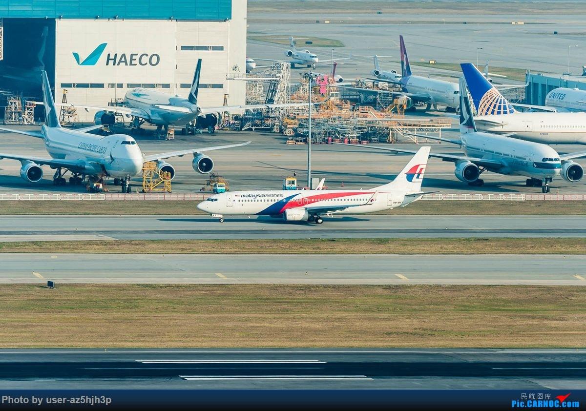 Re:[原创]沙螺湾拍地面飞机 BOEING 737-800 9M-MXT 香港国际机场