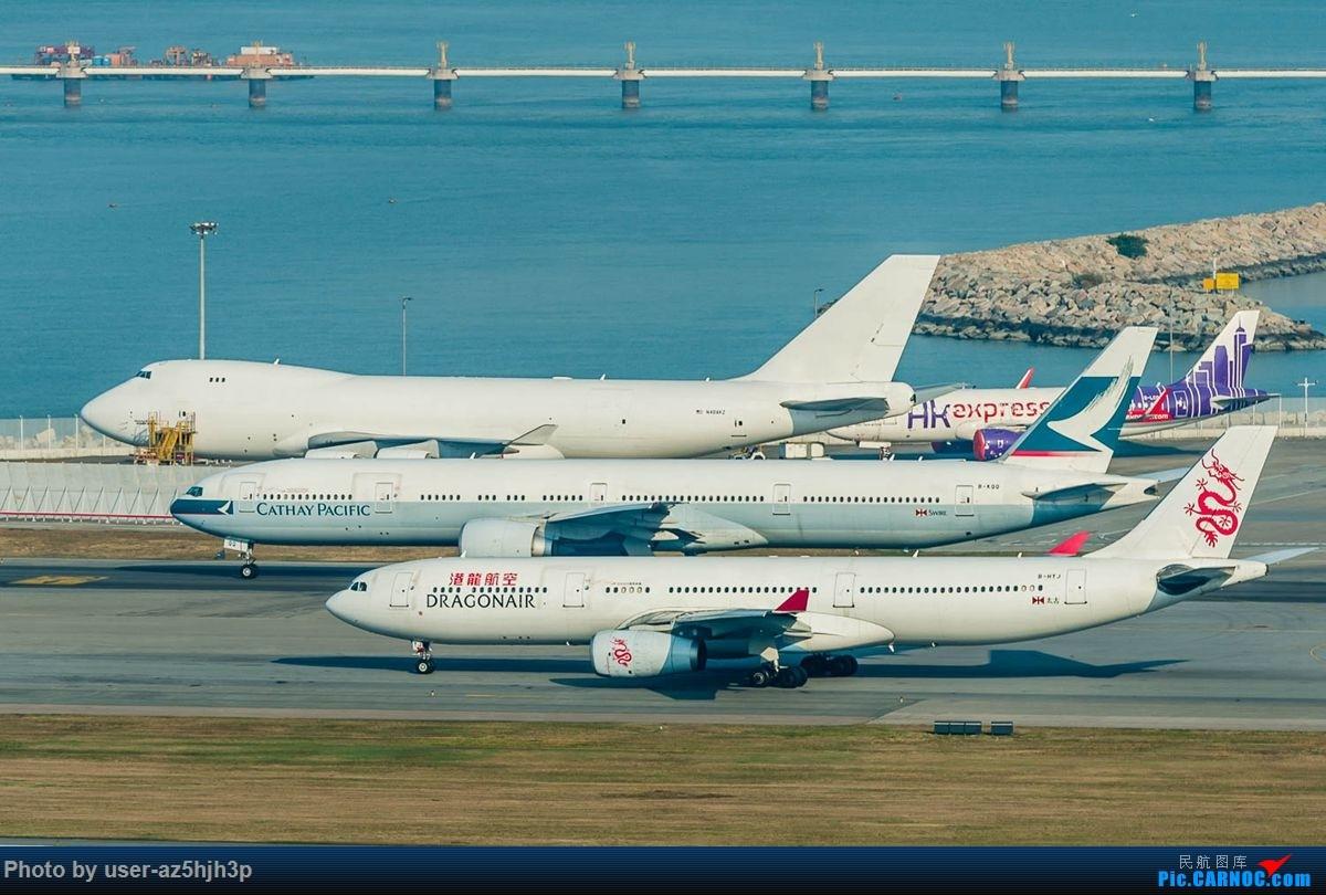 Re:[原创]沙螺湾拍地面飞机 AIRBUS A330-300 B-HYJ 香港国际机场