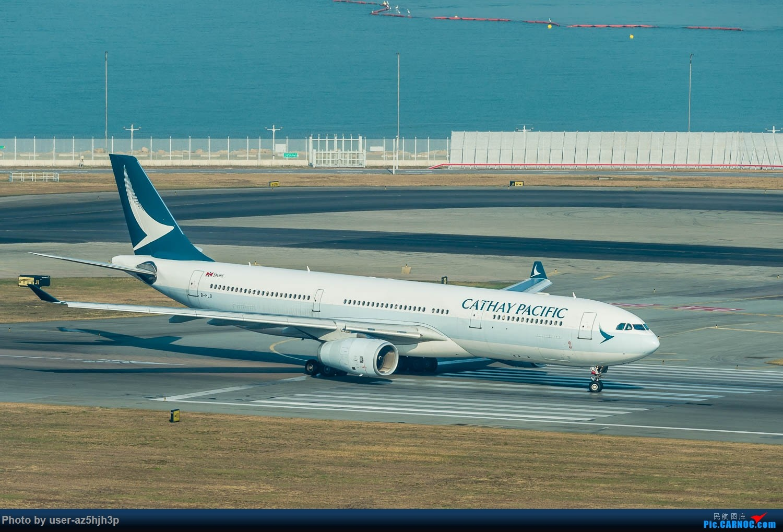 Re:[原创]沙螺湾拍地面飞机 AIRBUS A330-300 B-HLQ 香港国际机场
