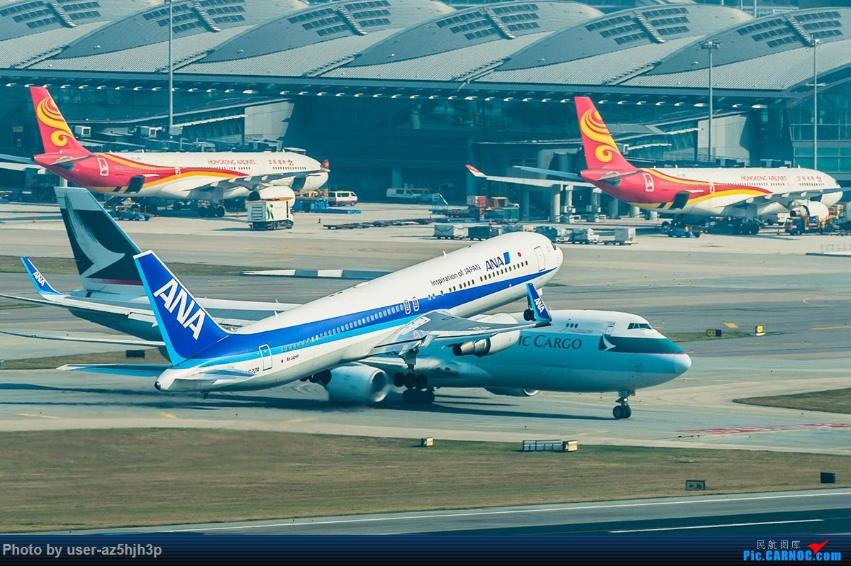 Re:[原创]沙螺湾拍地面飞机 BOEING 767-300 JA622A 香港国际机场