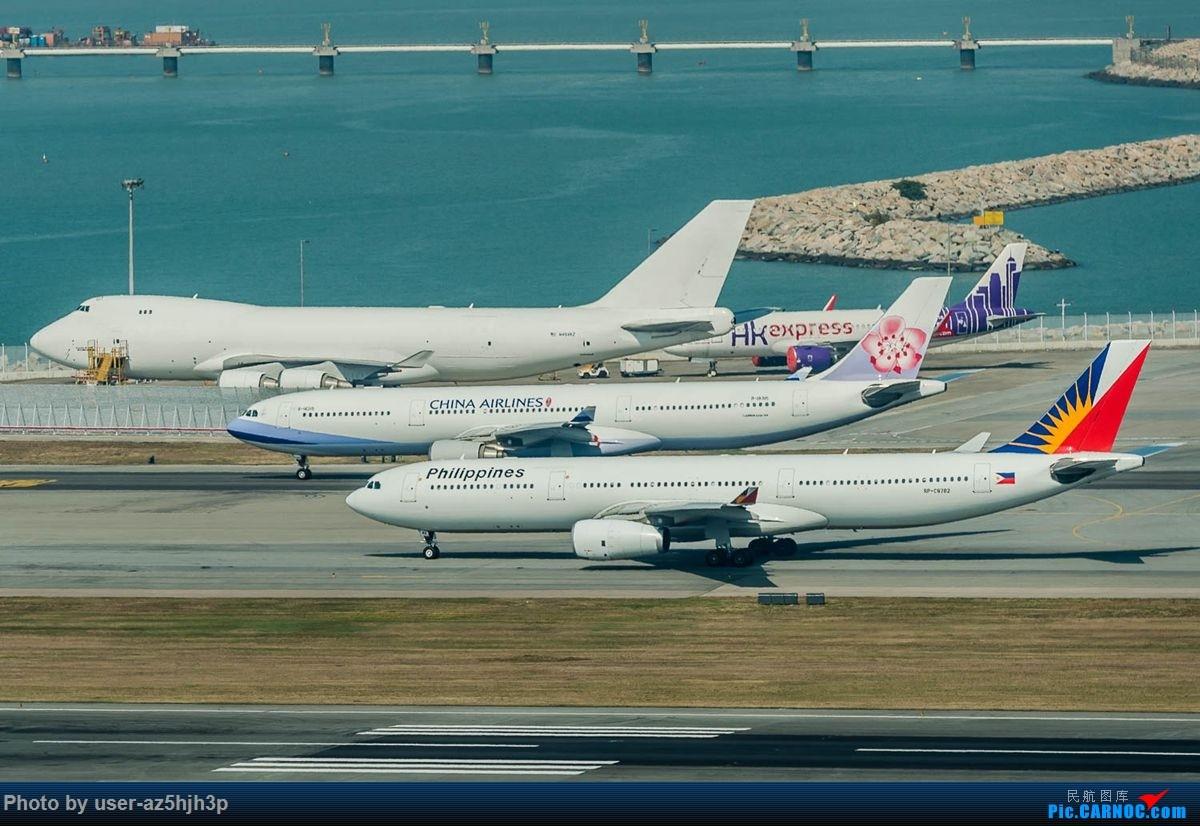Re:[原创]沙螺湾拍地面飞机 AIRBUS A330-300 RP-C8782 香港国际机场