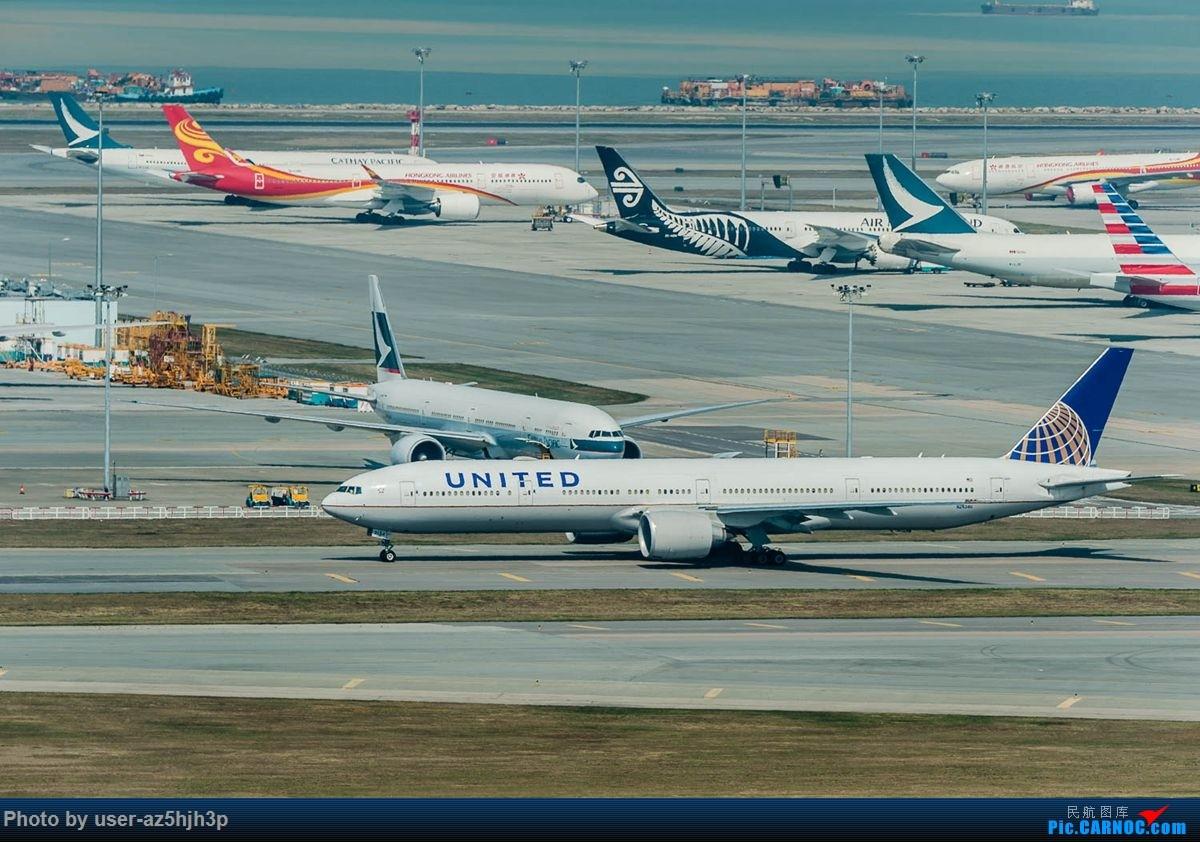 Re:[原创]沙螺湾拍地面飞机 BOEING 777-300ER N2534U 香港国际机场