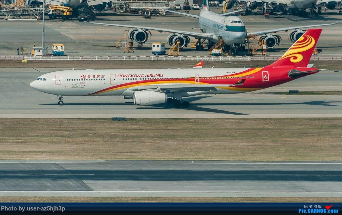 Re:[原创]沙螺湾拍地面飞机 AIRBUS A330-300 B-LNM 香港国际机场