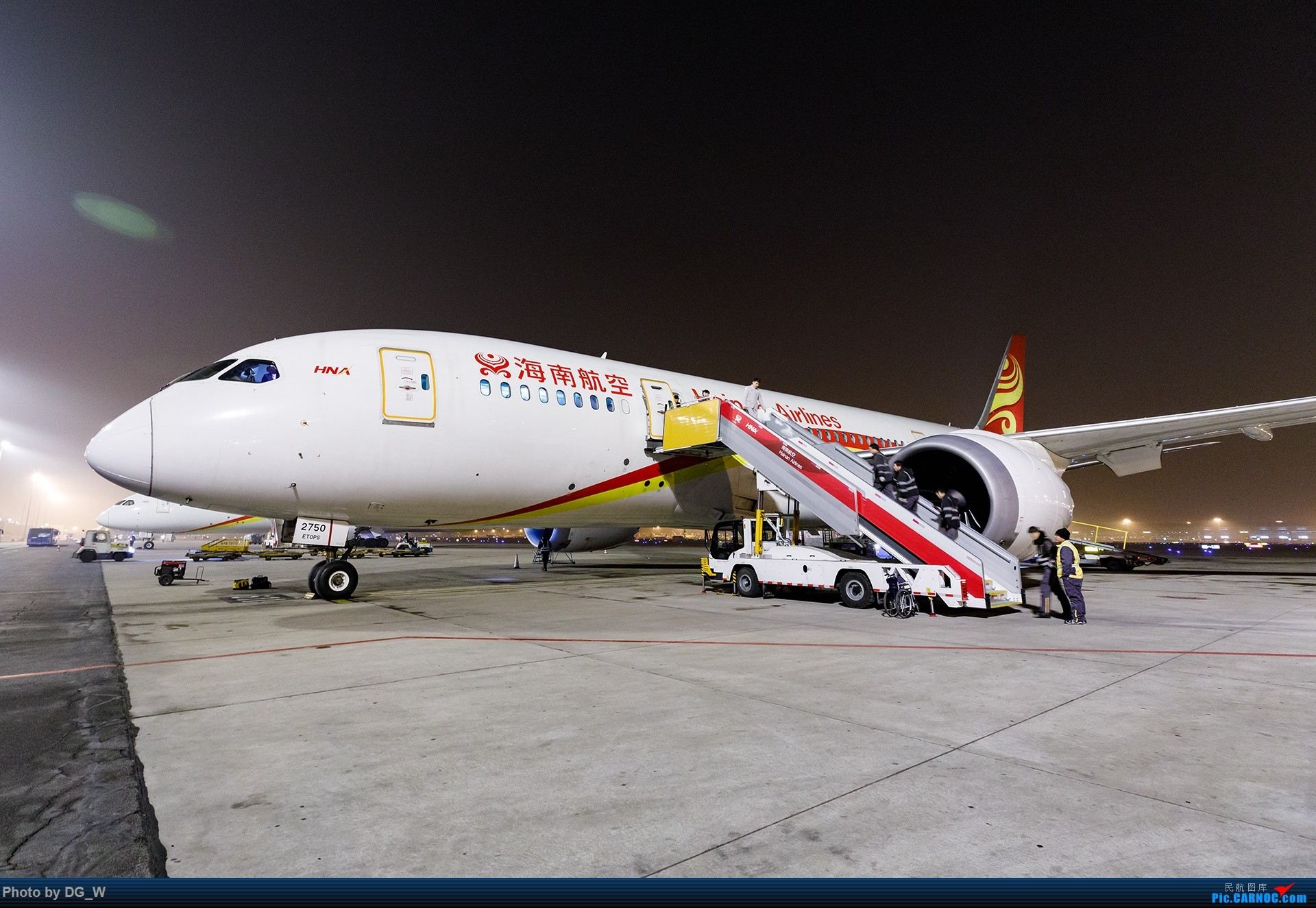 Re:[原创]【南宁飞友】一张8元机票带来的帝都之旅 BOEING 787-8 B-2750 中国北京首都国际机场