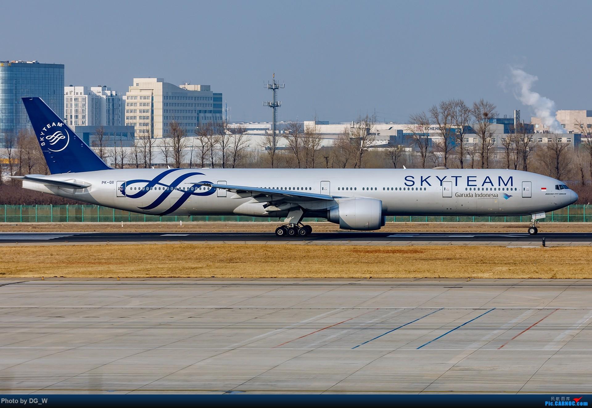 Re:[原创]【南宁飞友】一张8元机票带来的帝都之旅 BOEING 777-300ER PK-GII 中国北京首都国际机场