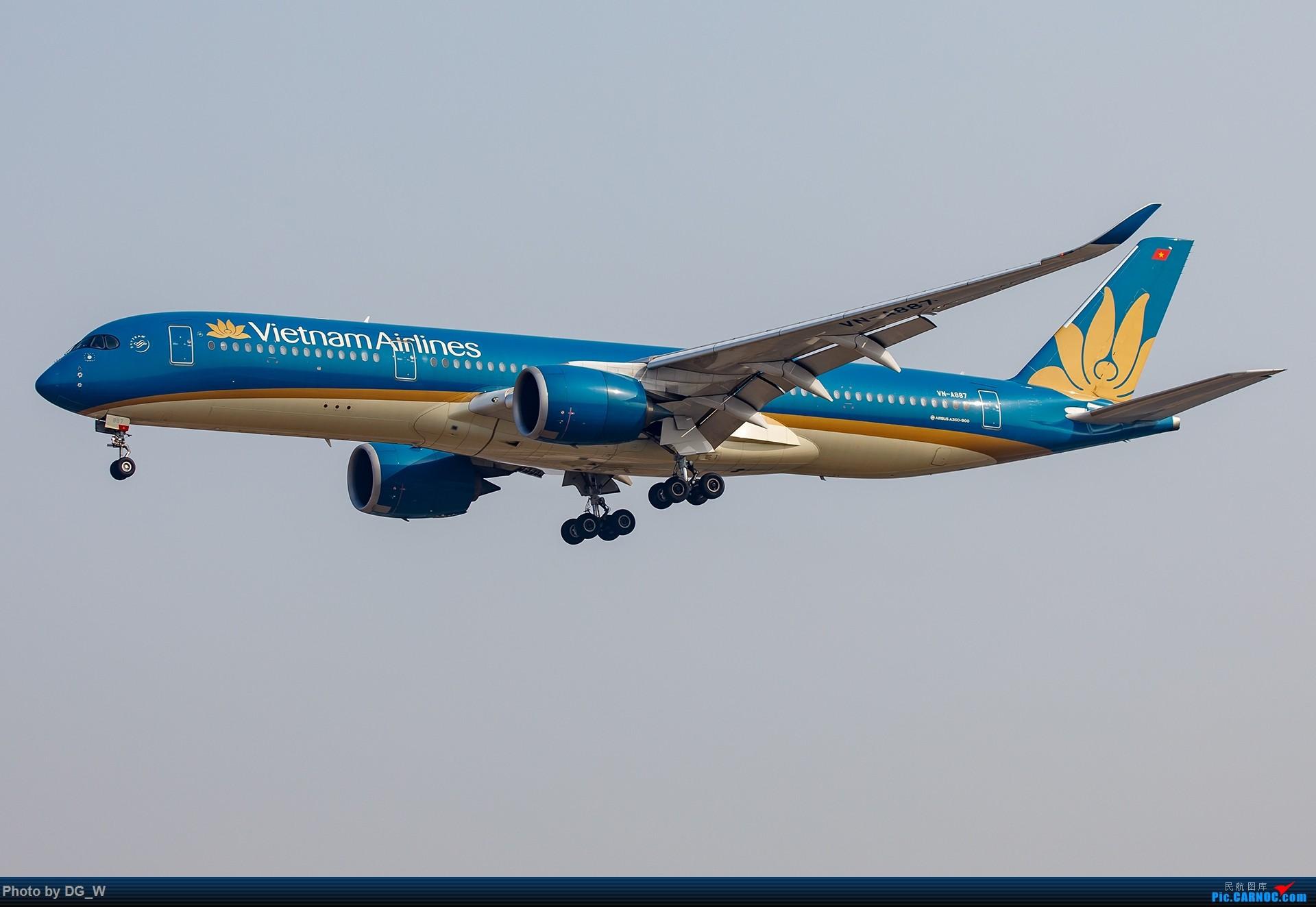 Re:[原创]【南宁飞友】一张8元机票带来的帝都之旅 AIRBUS A350-900 VN-A887 中国北京首都国际机场