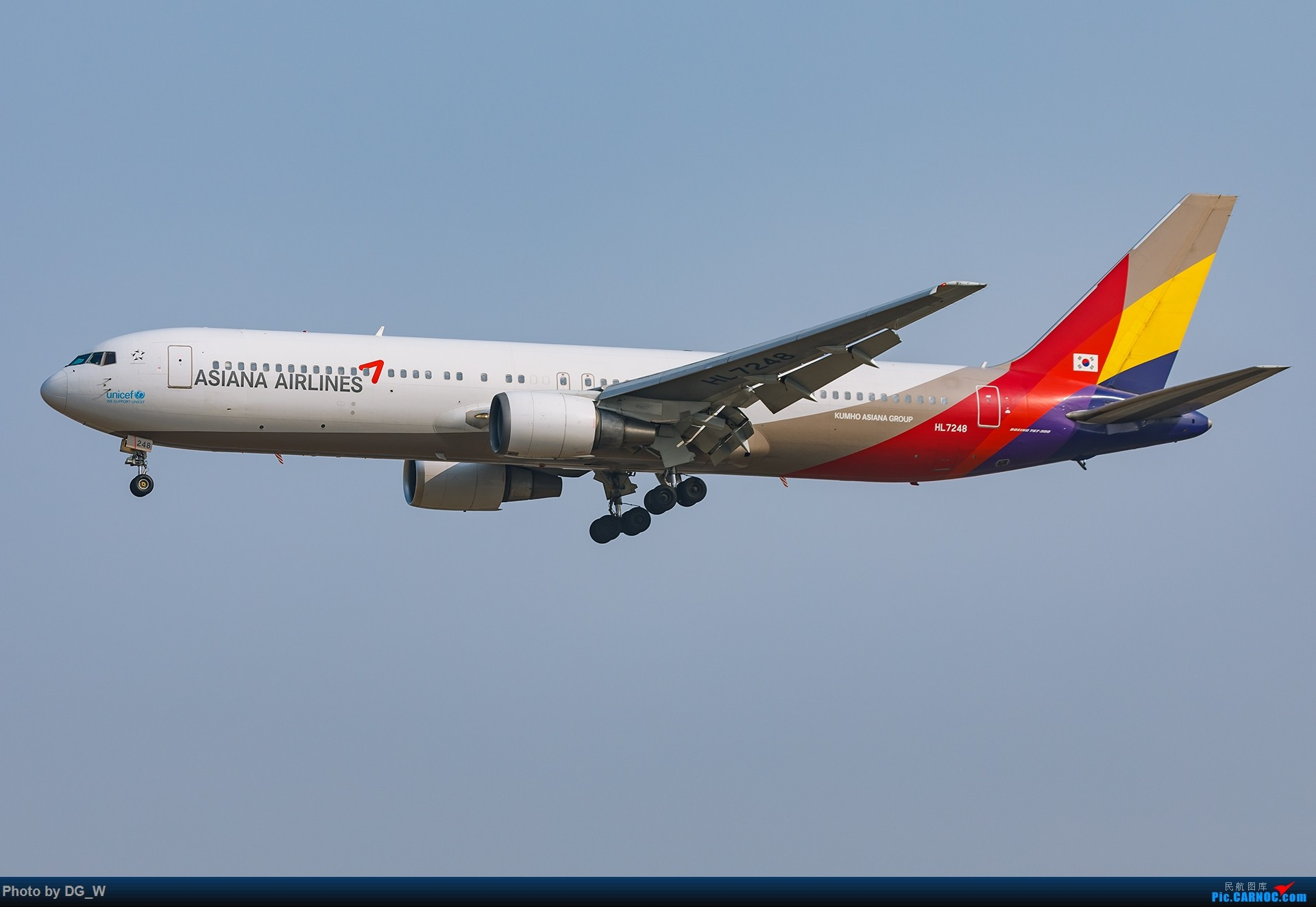 Re:[原创]【南宁飞友】一张8元机票带来的帝都之旅 BOEING 767-300ER HL7248 中国北京首都国际机场