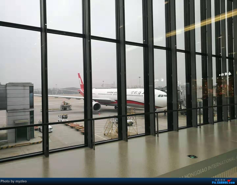 Re:[原创]【myzleo的游记4.1】十年之约(1)不完整的去程——HX239,HNA初体验,与心爱的359失之交臂;港岛+九龙 AIRBUS A330-300 B-6097 中国上海虹桥国际机场