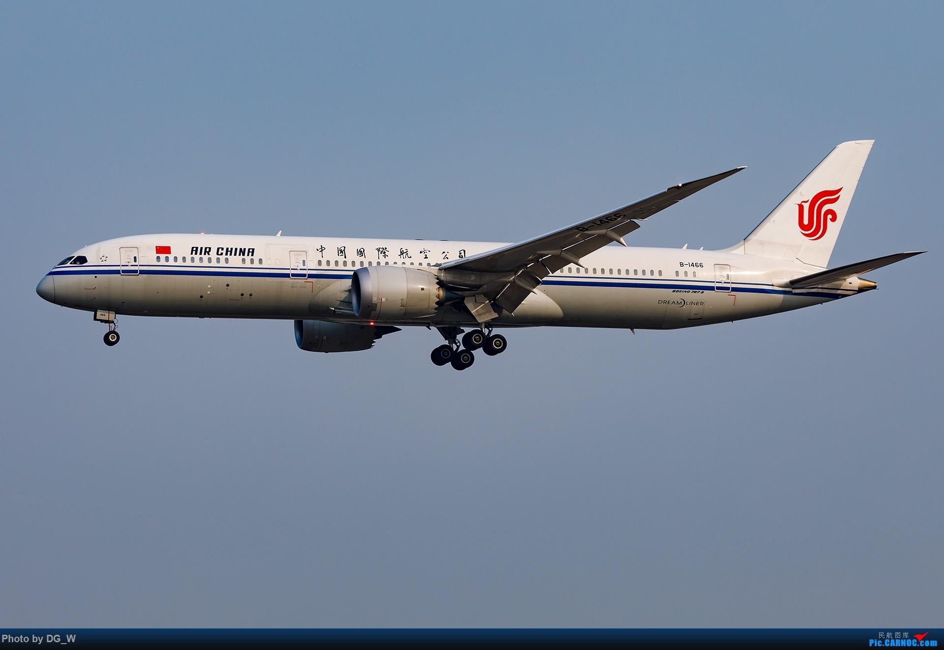 Re:[原创]【南宁飞友】一张8元机票带来的帝都之旅 BOEING 787-9 B-1466 中国北京首都国际机场