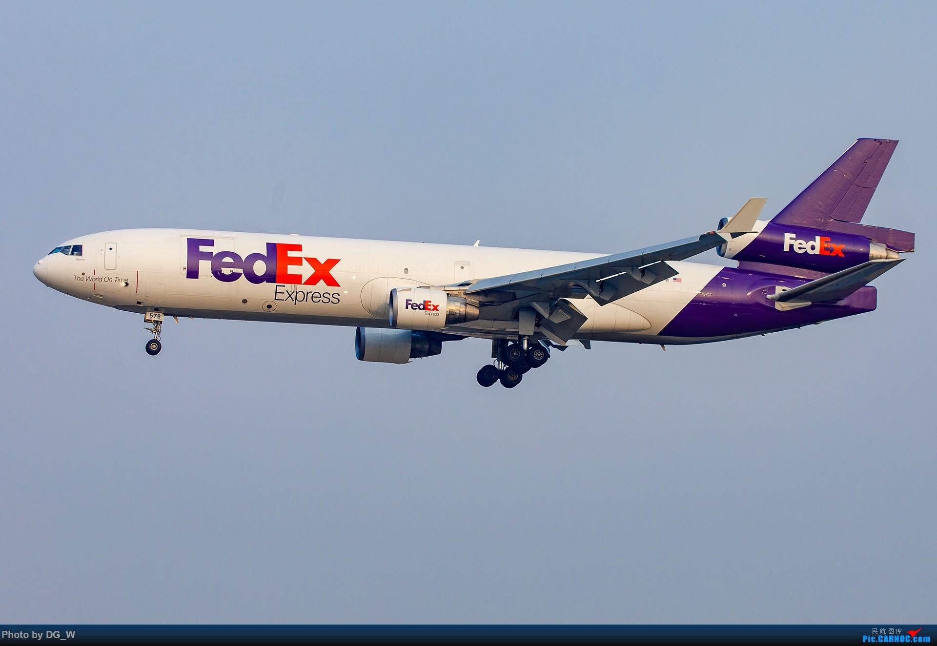 Re:[原创]【南宁飞友】一张8元机票带来的帝都之旅 MD MD-11 N578FE 中国北京首都国际机场