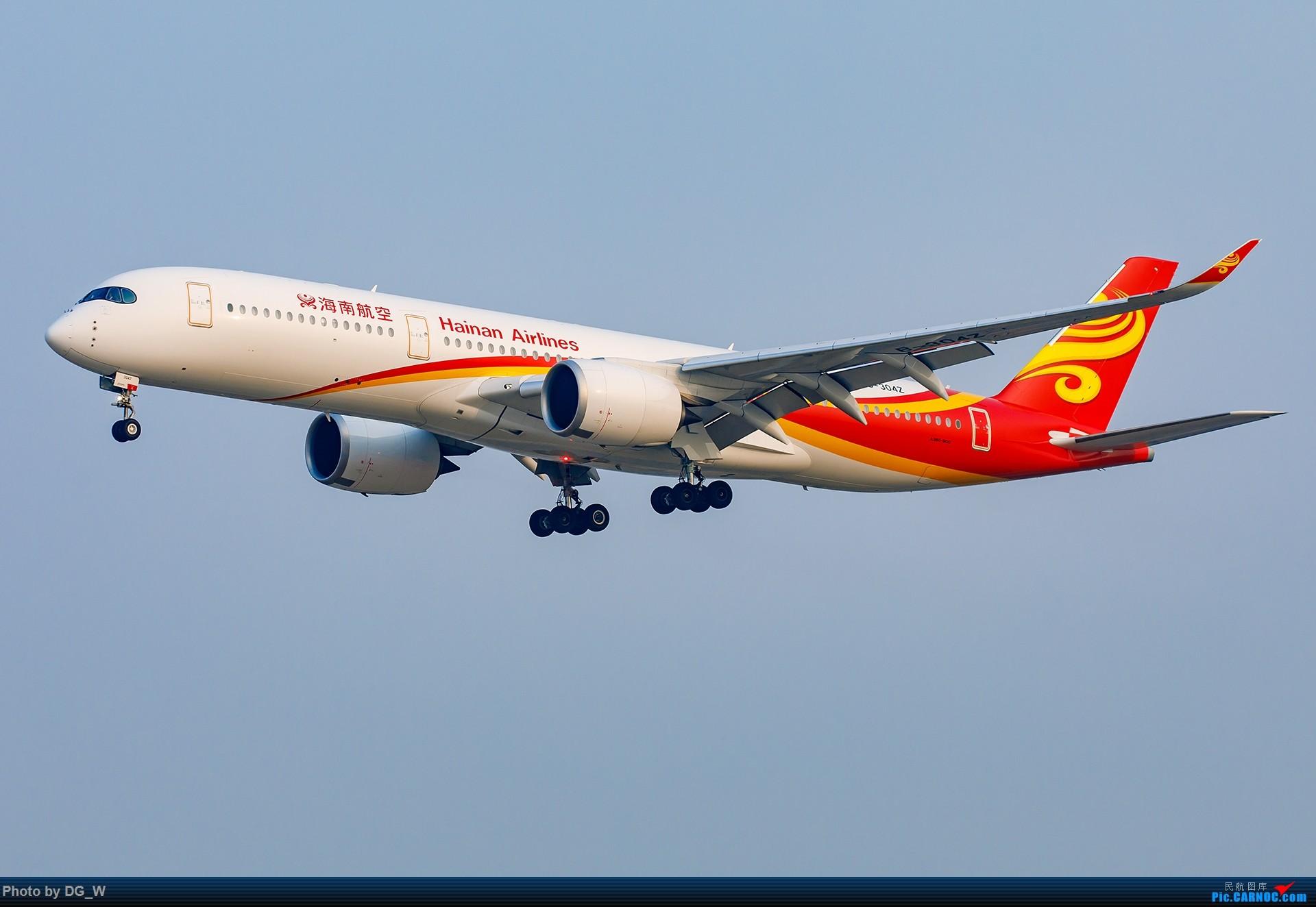 Re:[原创]【南宁飞友】一张8元机票带来的帝都之旅 AIRBUS A350-900 B-304Z 中国北京首都国际机场