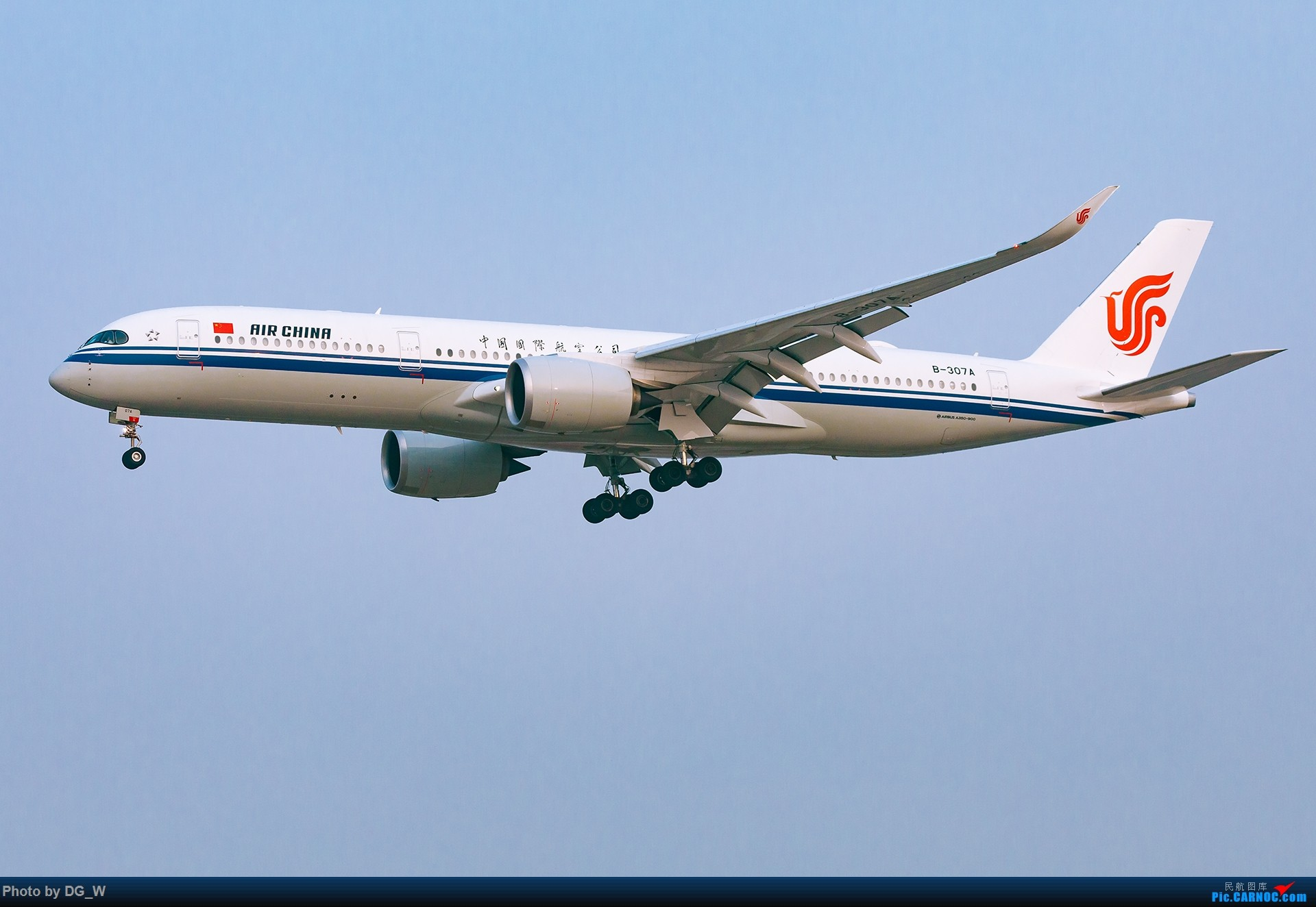 Re:[原创]【南宁飞友】一张8元机票带来的帝都之旅 AIRBUS A350-900 B-307A 中国北京首都国际机场