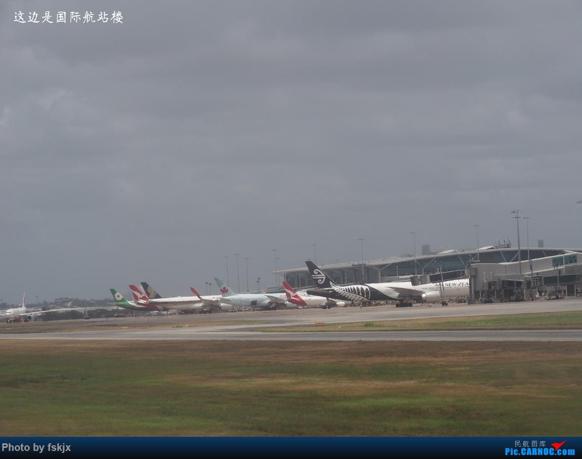 【fskjx的飞行游记☆68】在土澳的9天——黄金海岸·布里斯班·悉尼 BRITISH AEROSPACE BAE-146-100 VH-NJI 澳大利亚布里斯班机场 澳大利亚布里斯班机场