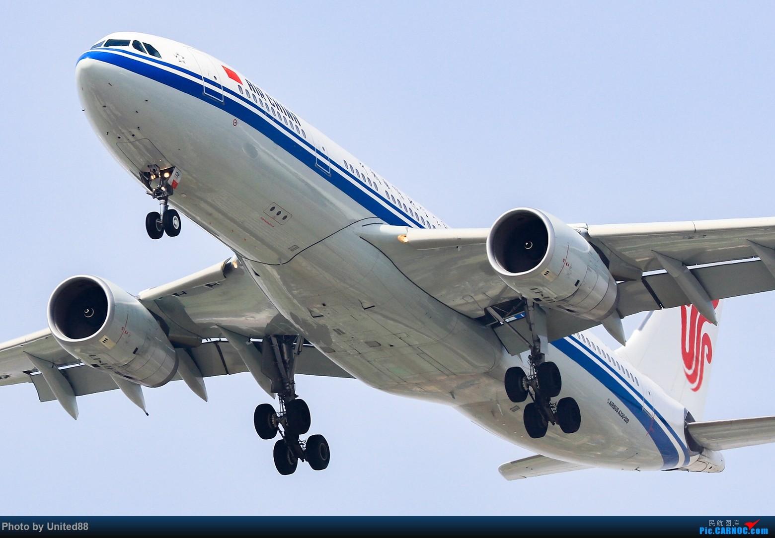 Re:[原创]ZBAA RWY1-9 洛杉矶视角 AIRBUS A330-200 B-6132 中国北京首都国际机场
