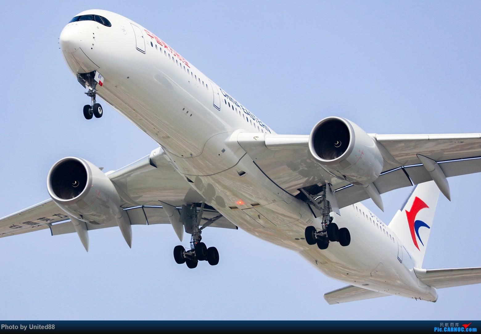 Re:[原创]ZBAA RWY1-9 洛杉矶视角 AIRBUS A350-900 B-306Y 中国北京首都国际机场